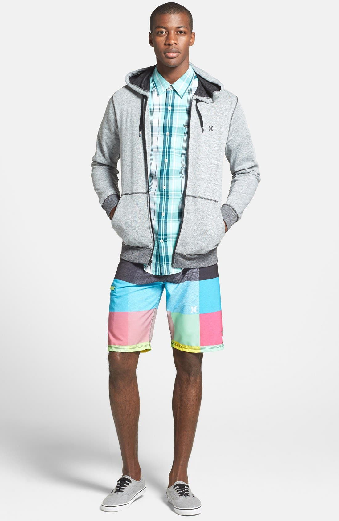 'Dry Out' Dri-FIT<sup>™</sup> Chino Shorts,                             Alternate thumbnail 146, color,