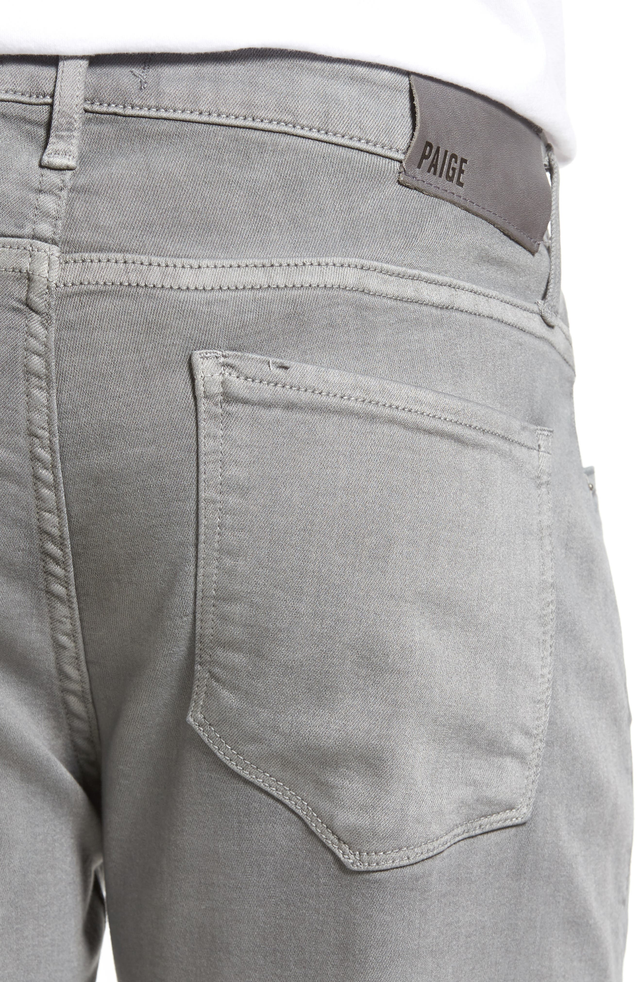 Transcend - Lennox Slim Fit Jeans,                             Alternate thumbnail 4, color,                             020