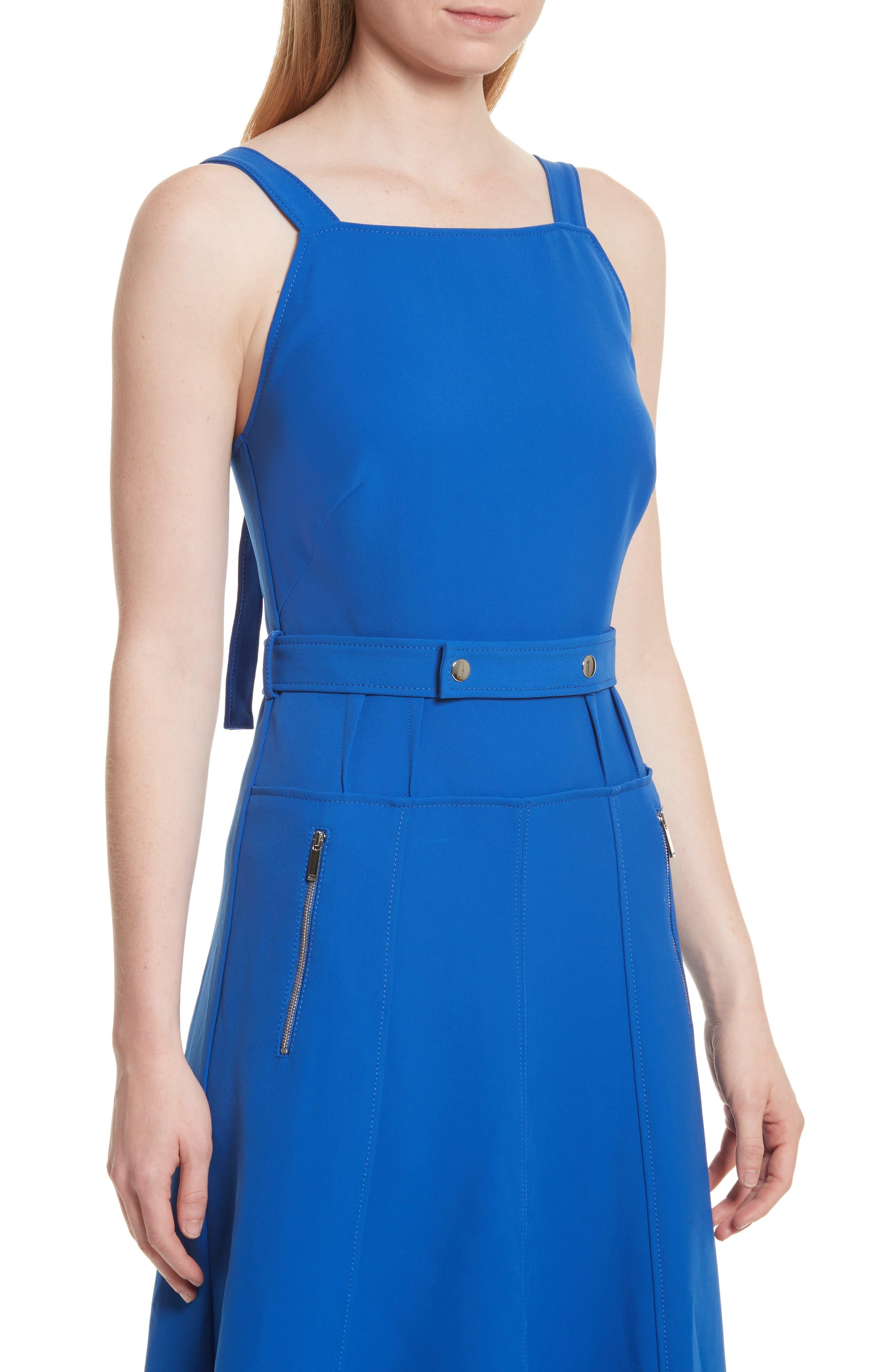 Belted Dress,                             Alternate thumbnail 4, color,                             434