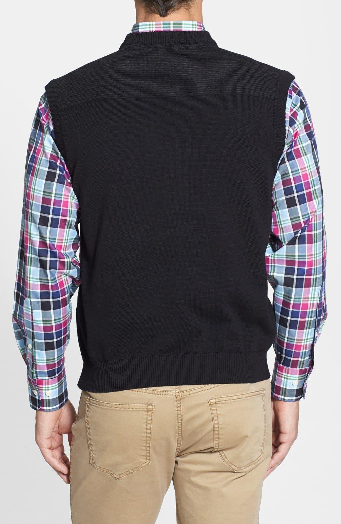 Broadview V-Neck Sweater Vest,                             Alternate thumbnail 10, color,