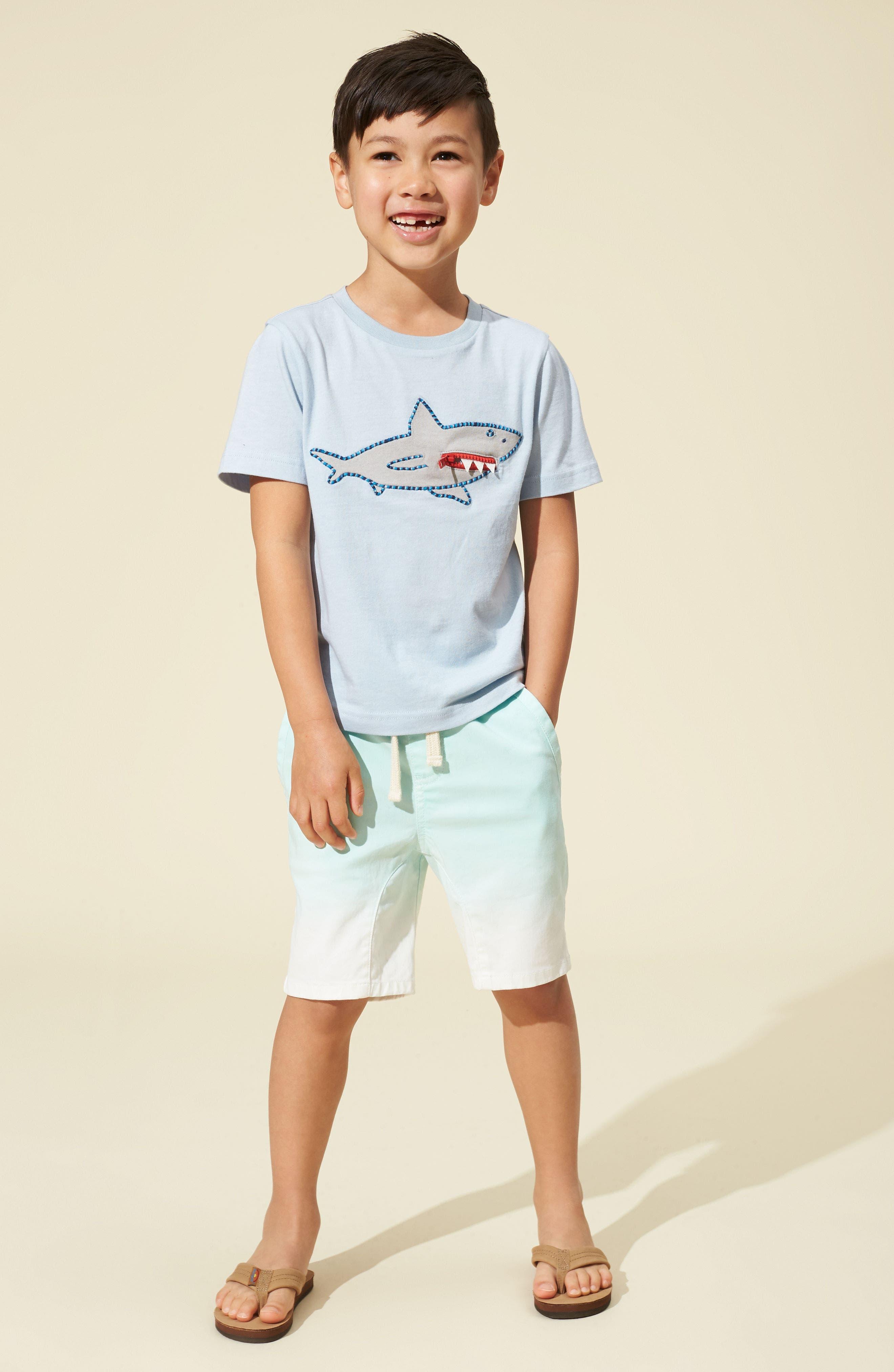 3D Graphic T-Shirt,                         Main,                         color, 410
