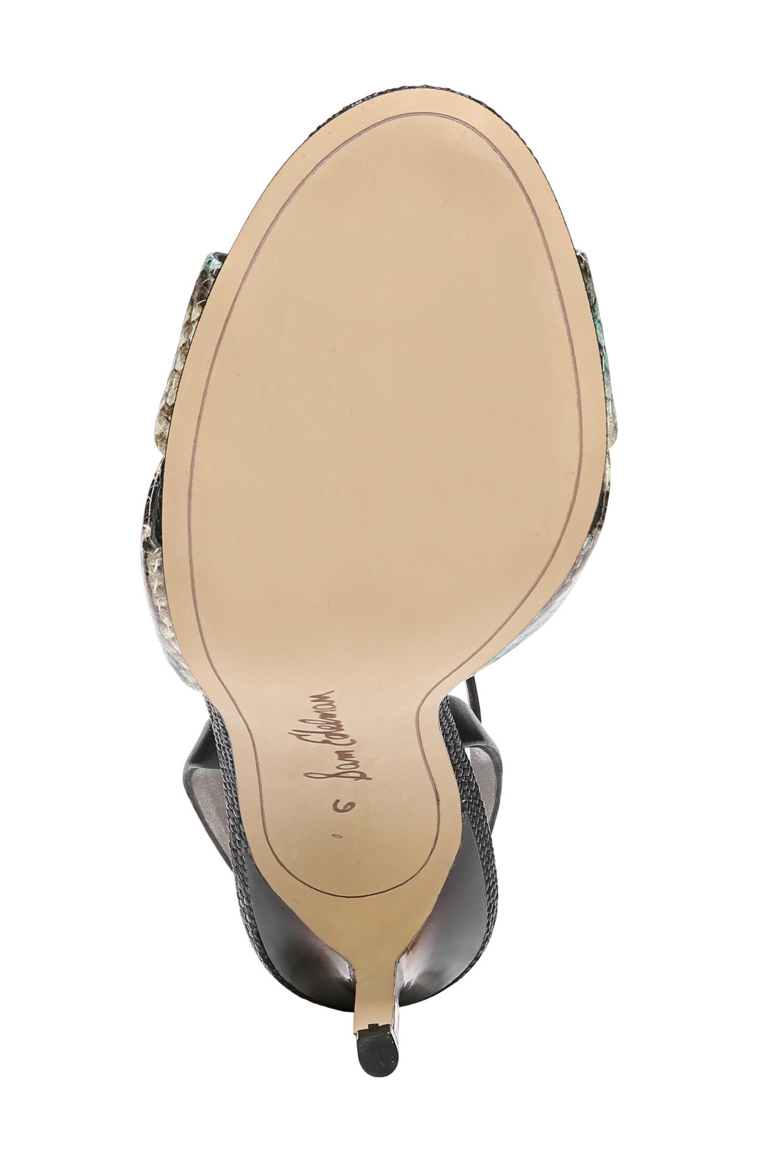 Aly Ankle Strap Sandal,                             Alternate thumbnail 34, color,