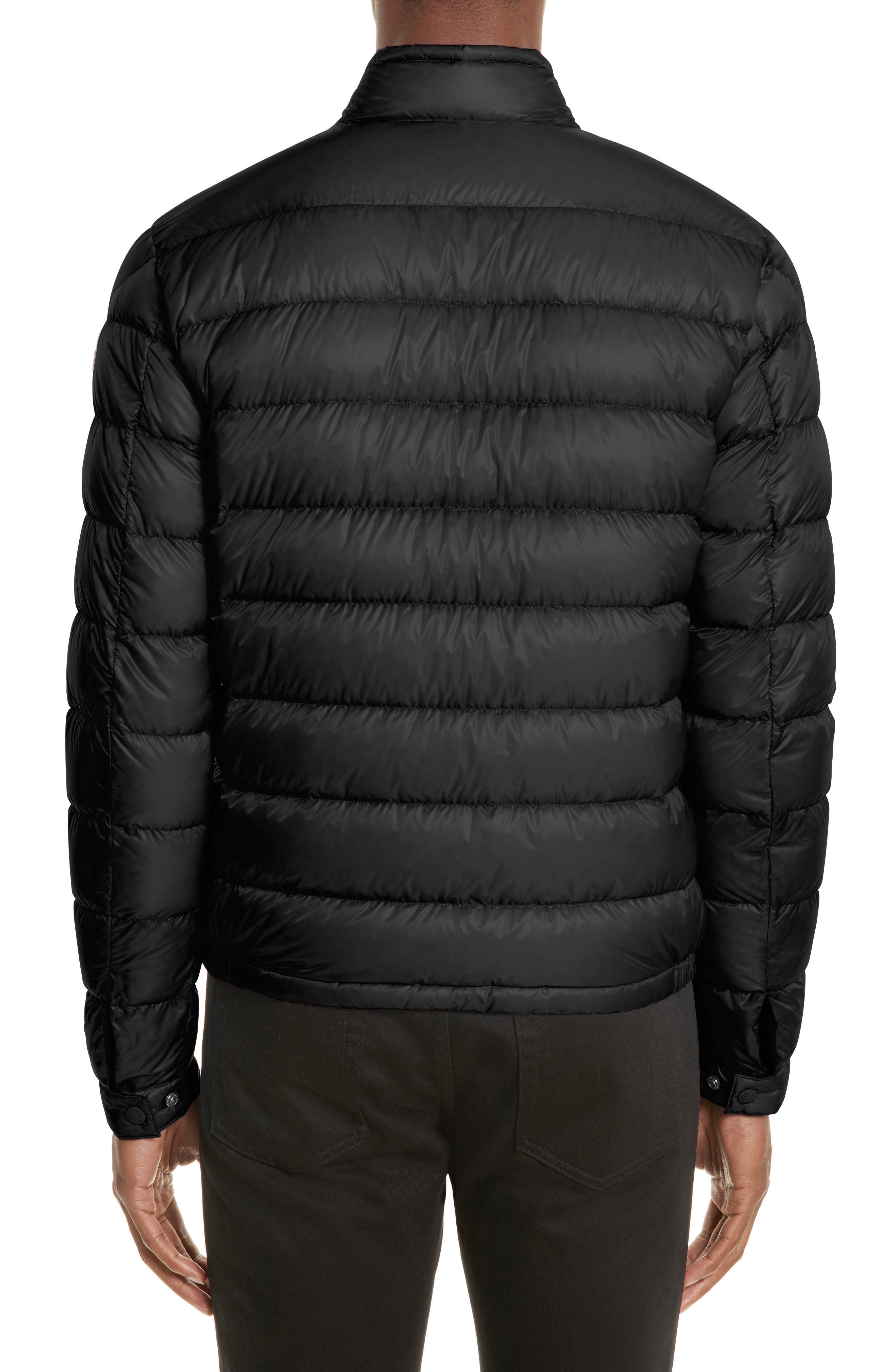 Acorus Down Quilted Jacket,                             Alternate thumbnail 2, color,                             001