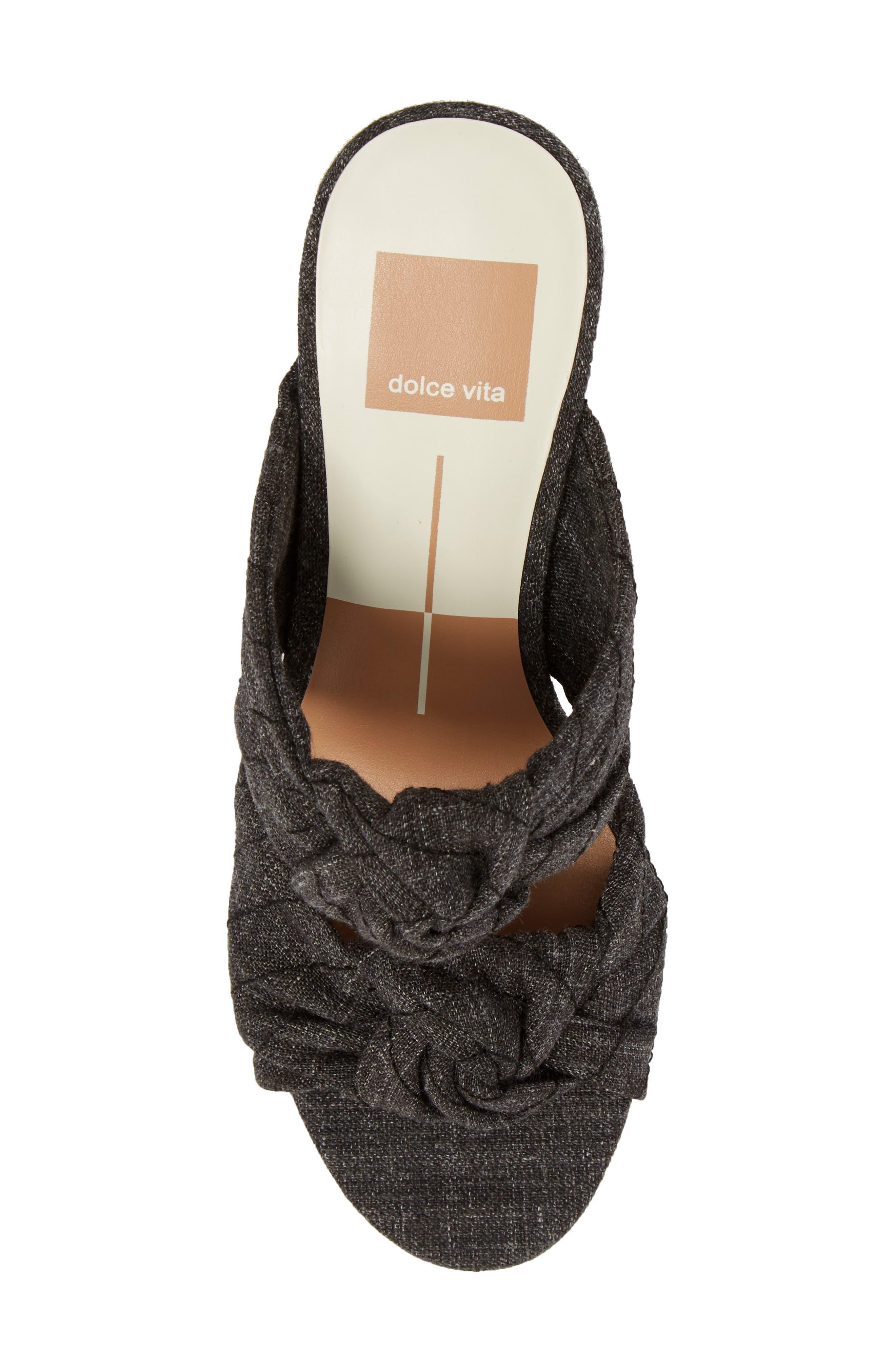 Jene Double Knot Sandal,                             Alternate thumbnail 9, color,