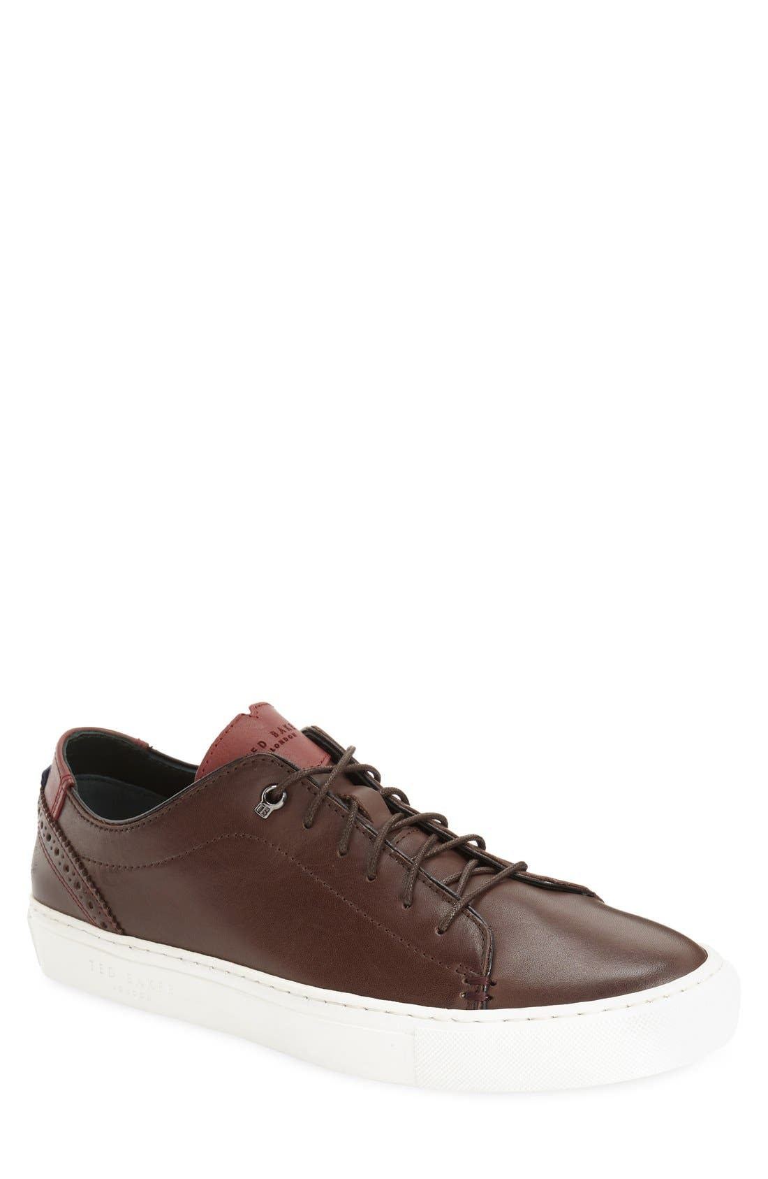 'Kiing Classic' Sneaker,                             Main thumbnail 6, color,