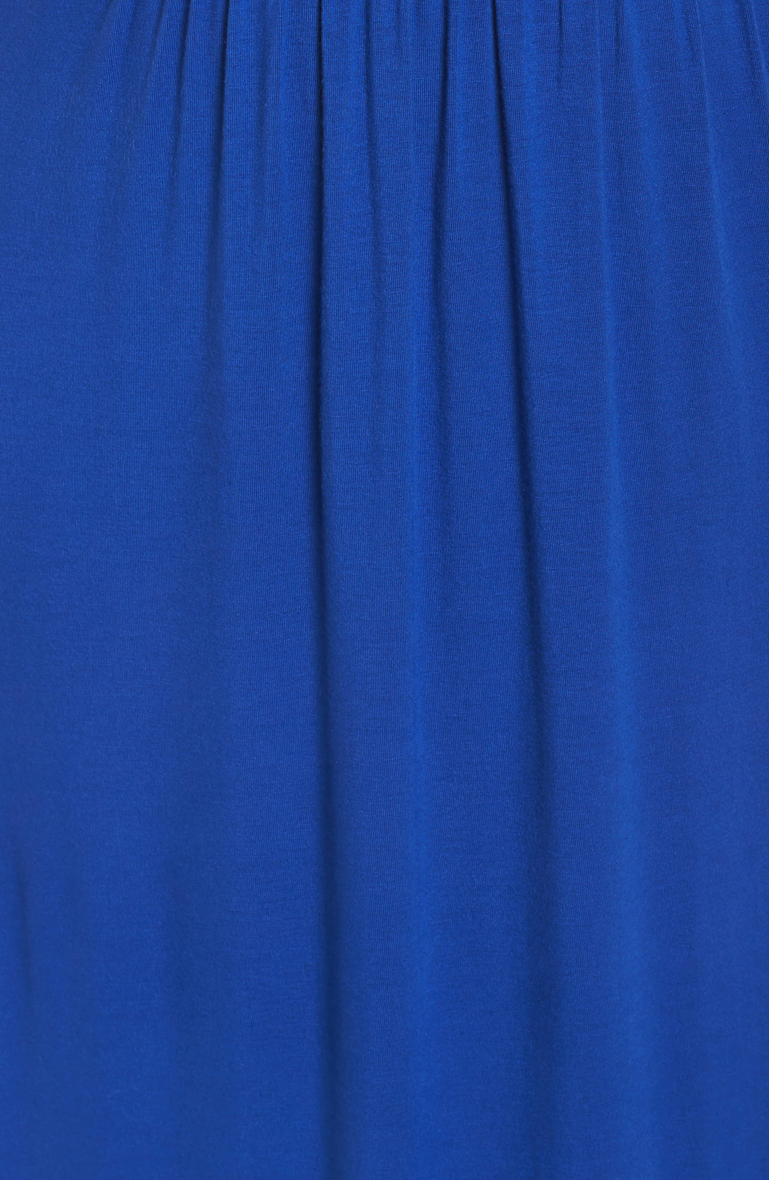 Knit Maxi Dress,                             Alternate thumbnail 19, color,