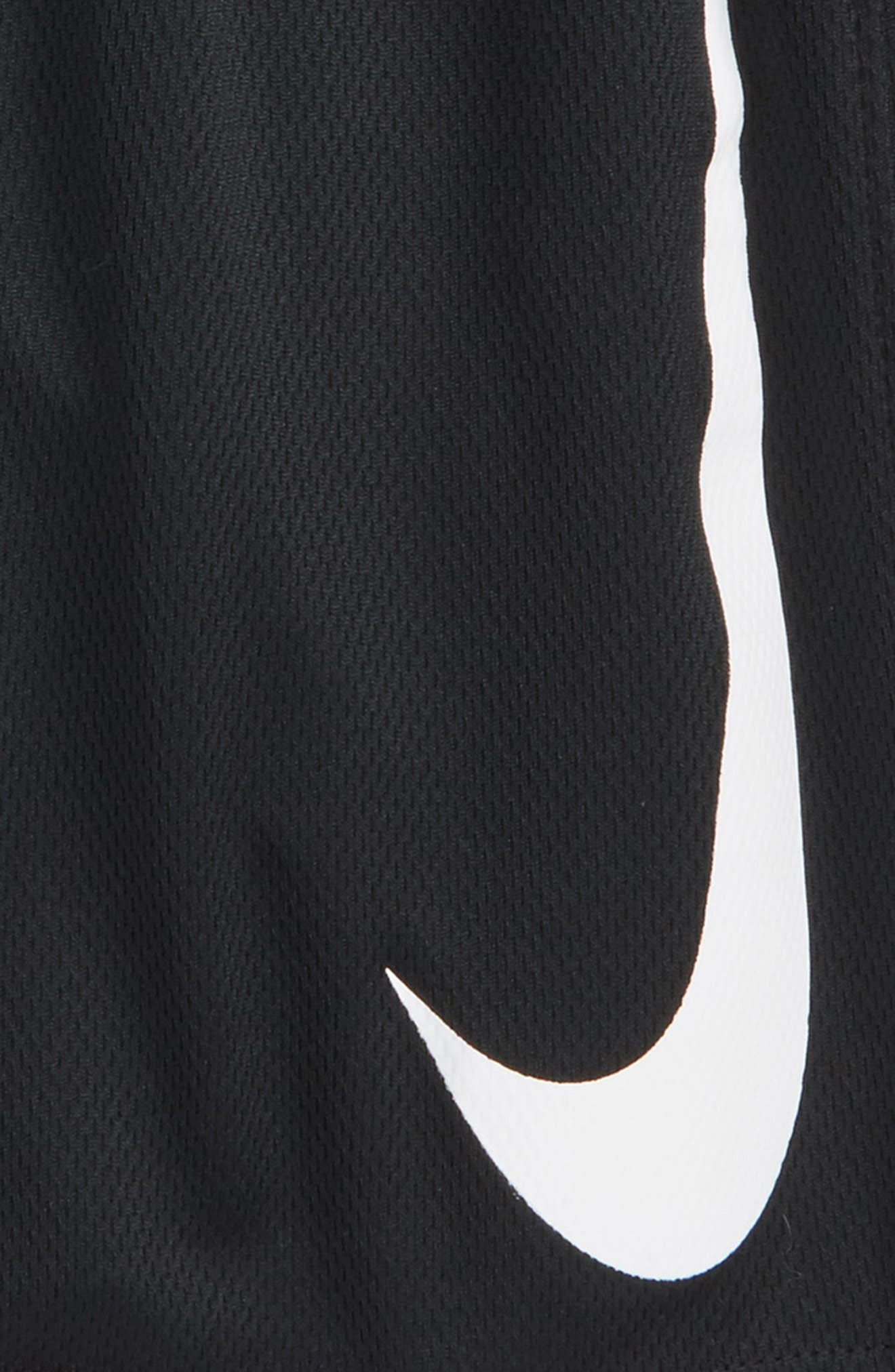 Dry Shorts,                             Alternate thumbnail 2, color,                             BLACK/ ANTHRACITE