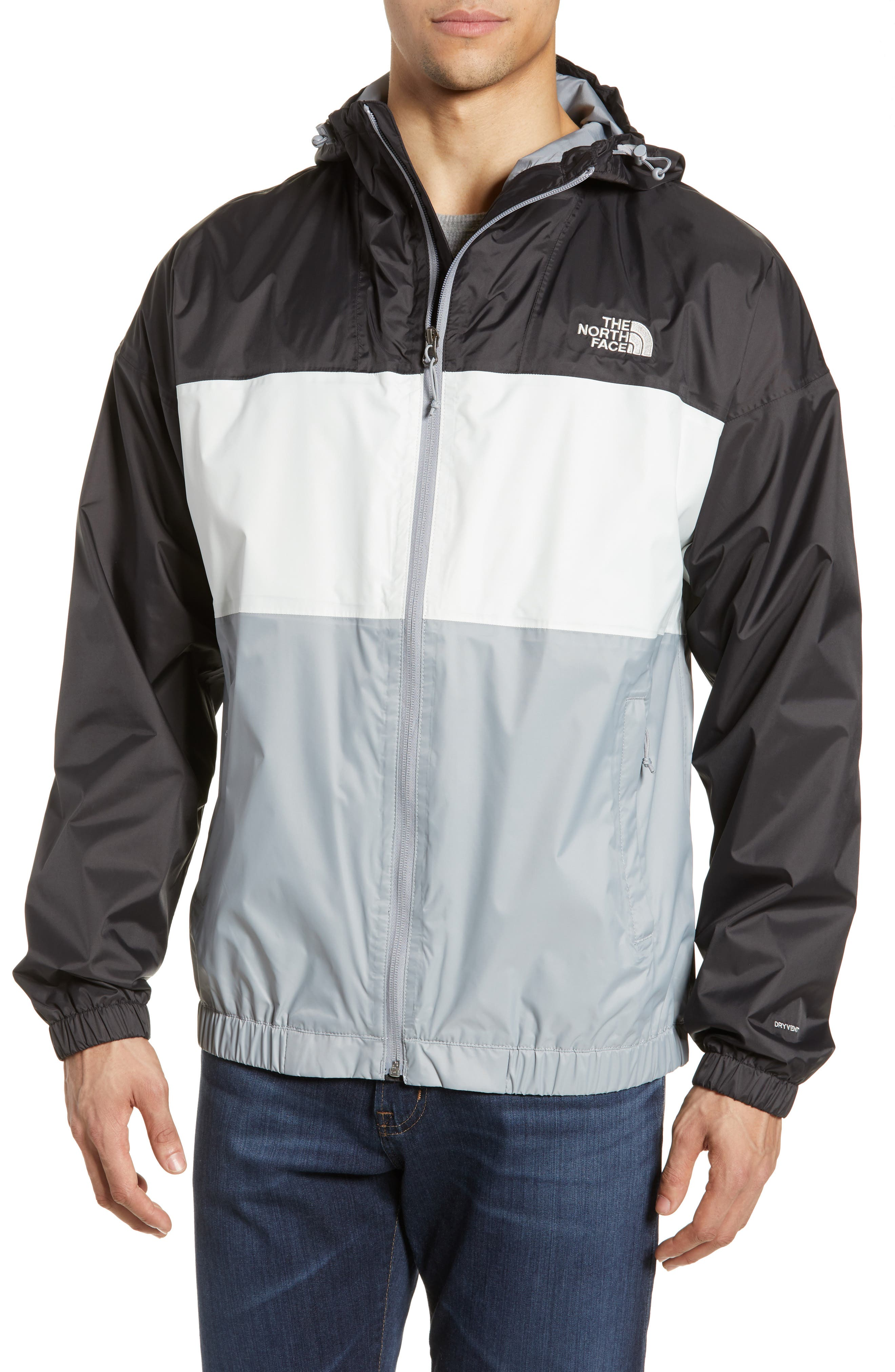 The North Face Duplicity Hooded Jacket, Black