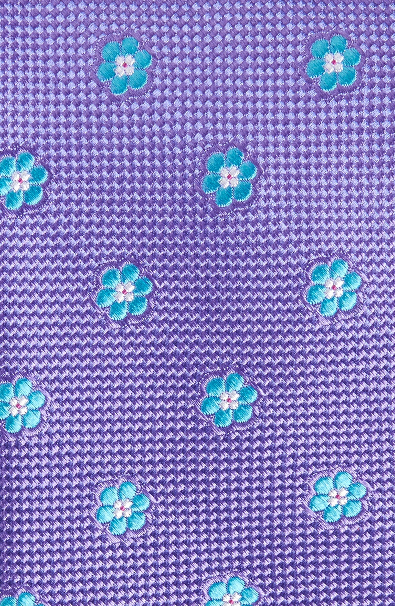 Calibrate Cloisters Neat Silk Tie,                             Alternate thumbnail 13, color,