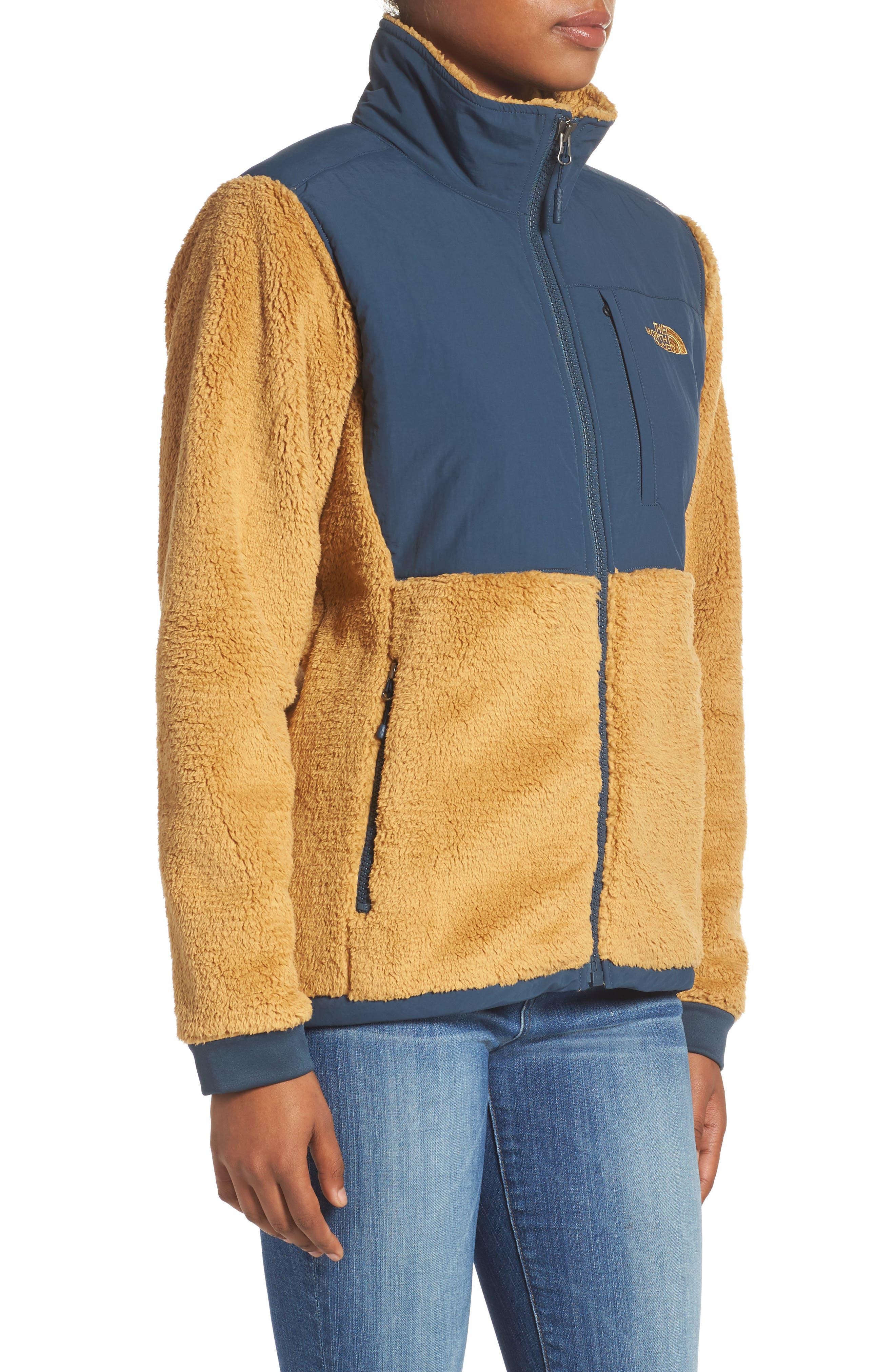 Novelty Denali Fleece Jacket,                             Alternate thumbnail 3, color,                             251