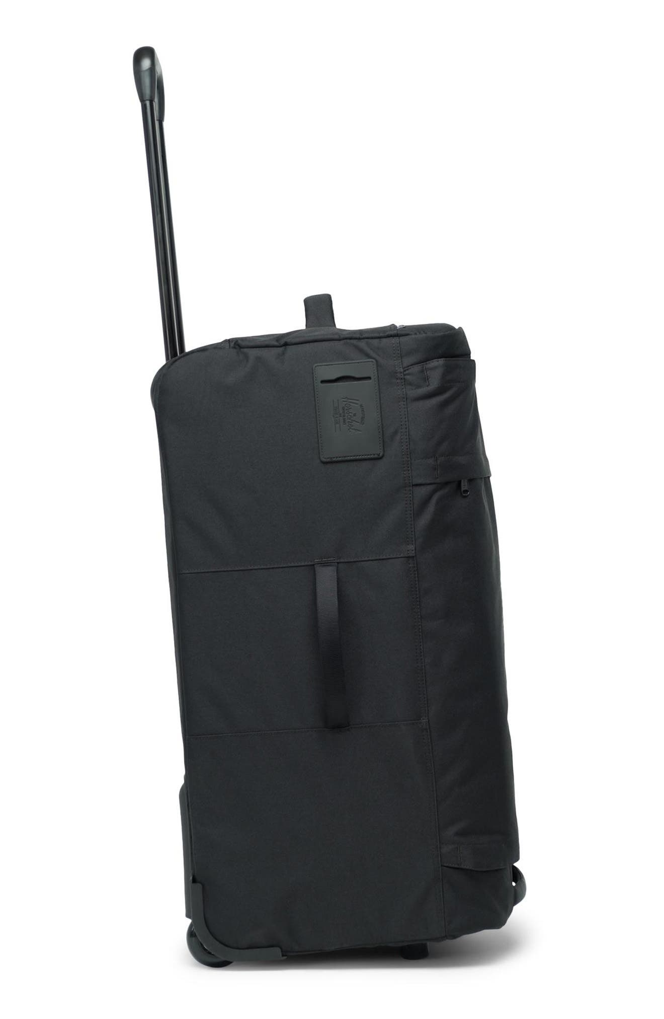 Wheelie Outfitter 24-Inch Duffel Bag,                             Alternate thumbnail 2, color,                             BLACK