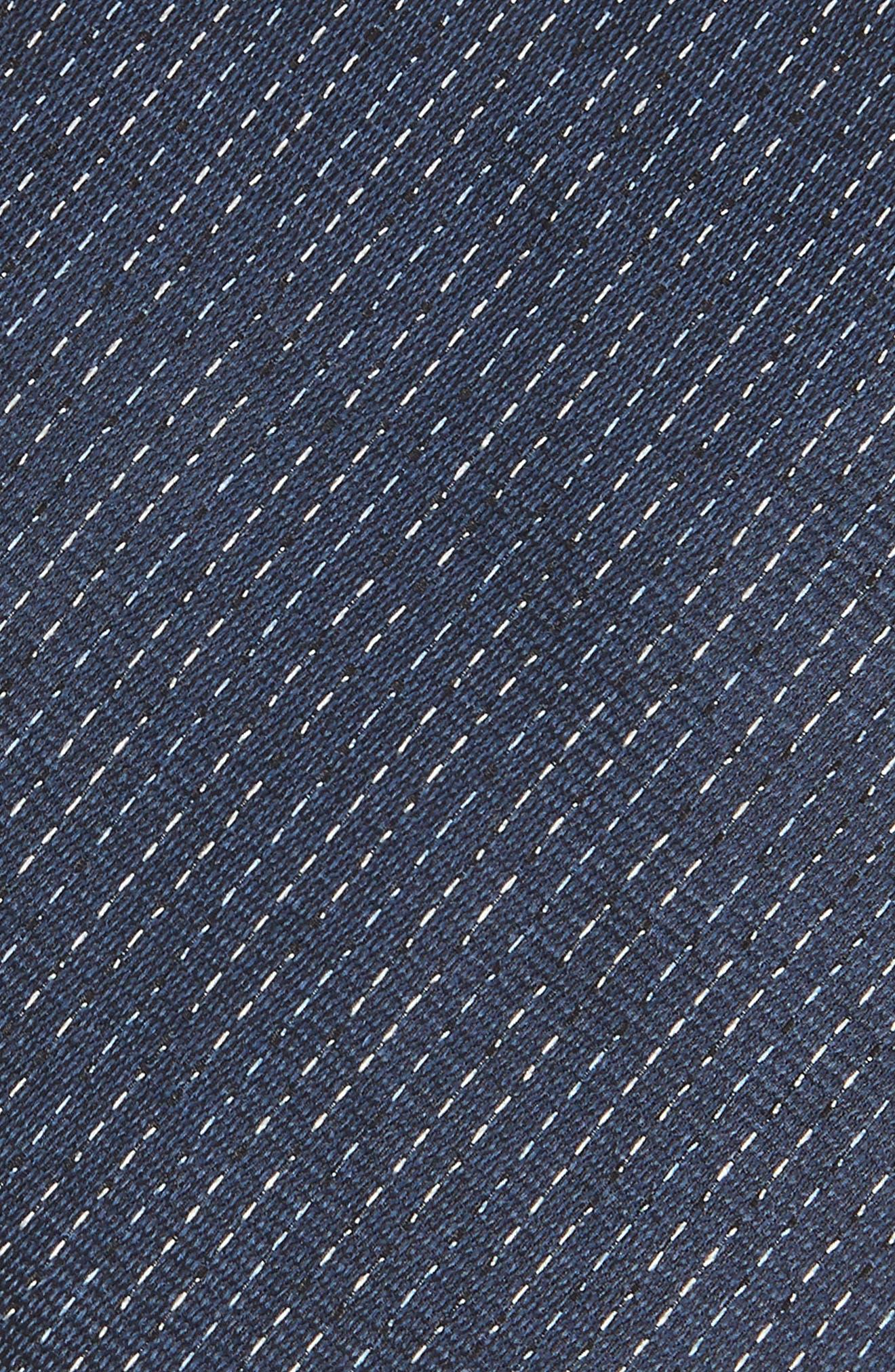 Stripe Silk Tie,                             Alternate thumbnail 2, color,                             463