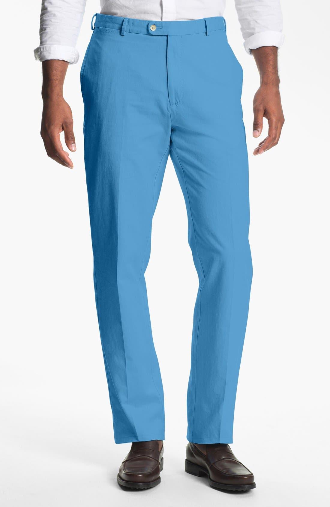 Garment Washed Twill Pants,                             Main thumbnail 11, color,