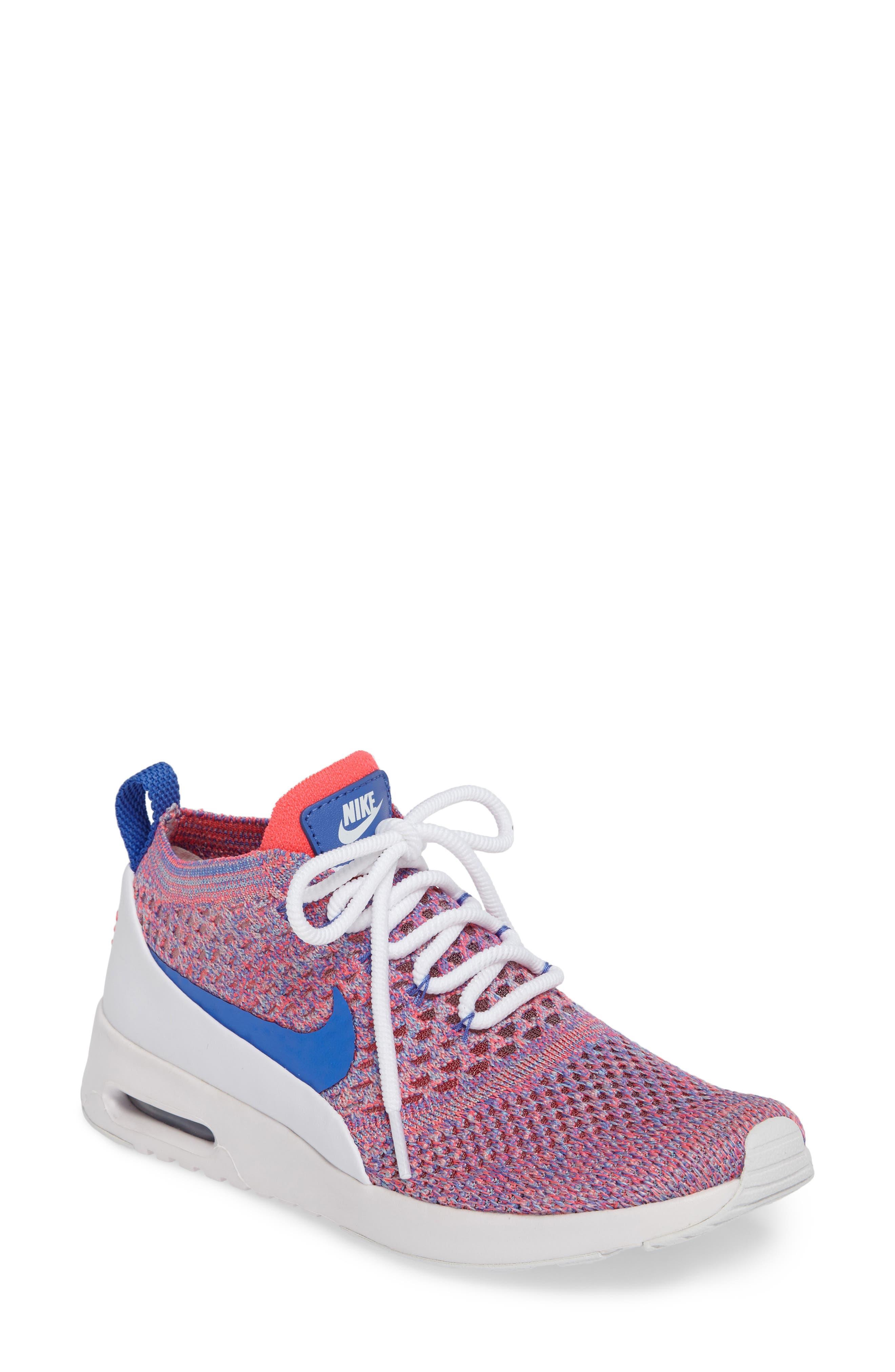 Air Max Thea Ultra Flyknit Sneaker,                             Main thumbnail 12, color,