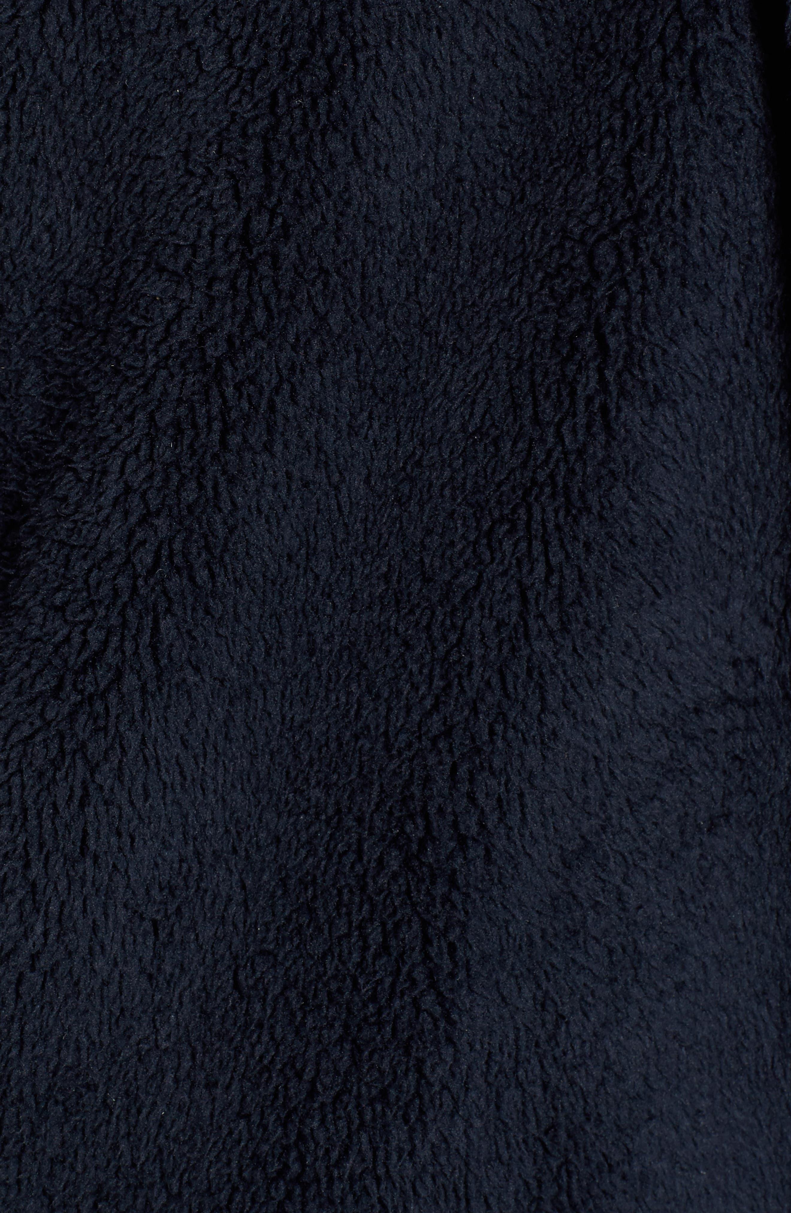 Hooded Reversible Coat,                             Alternate thumbnail 6, color,