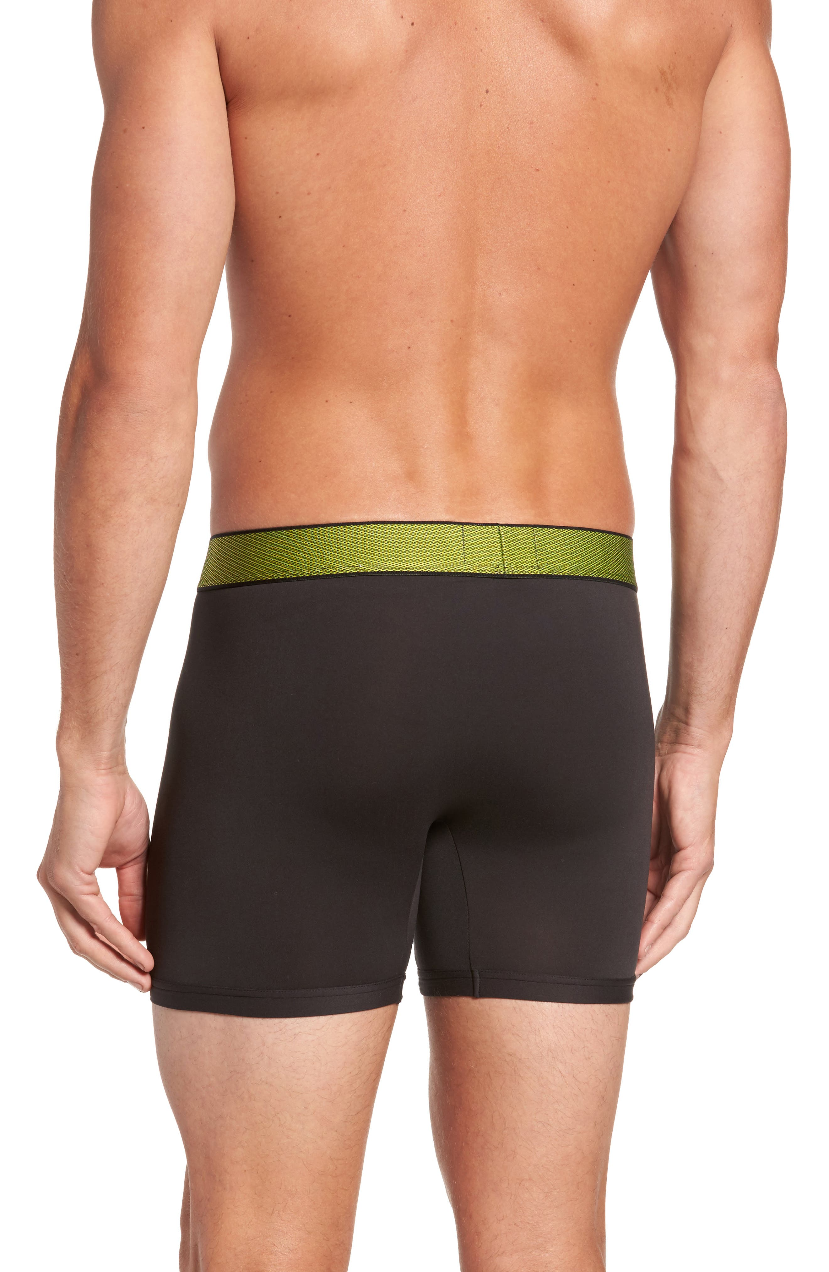 Customized Stretch Boxer Briefs,                             Alternate thumbnail 6, color,