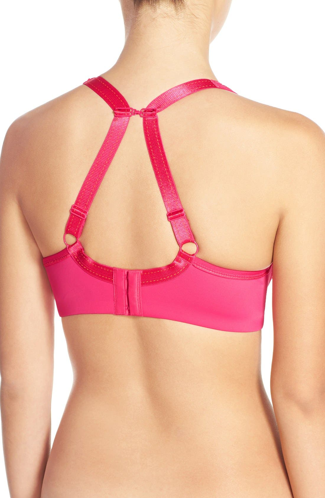 Underwire Sports Bra,                             Alternate thumbnail 19, color,