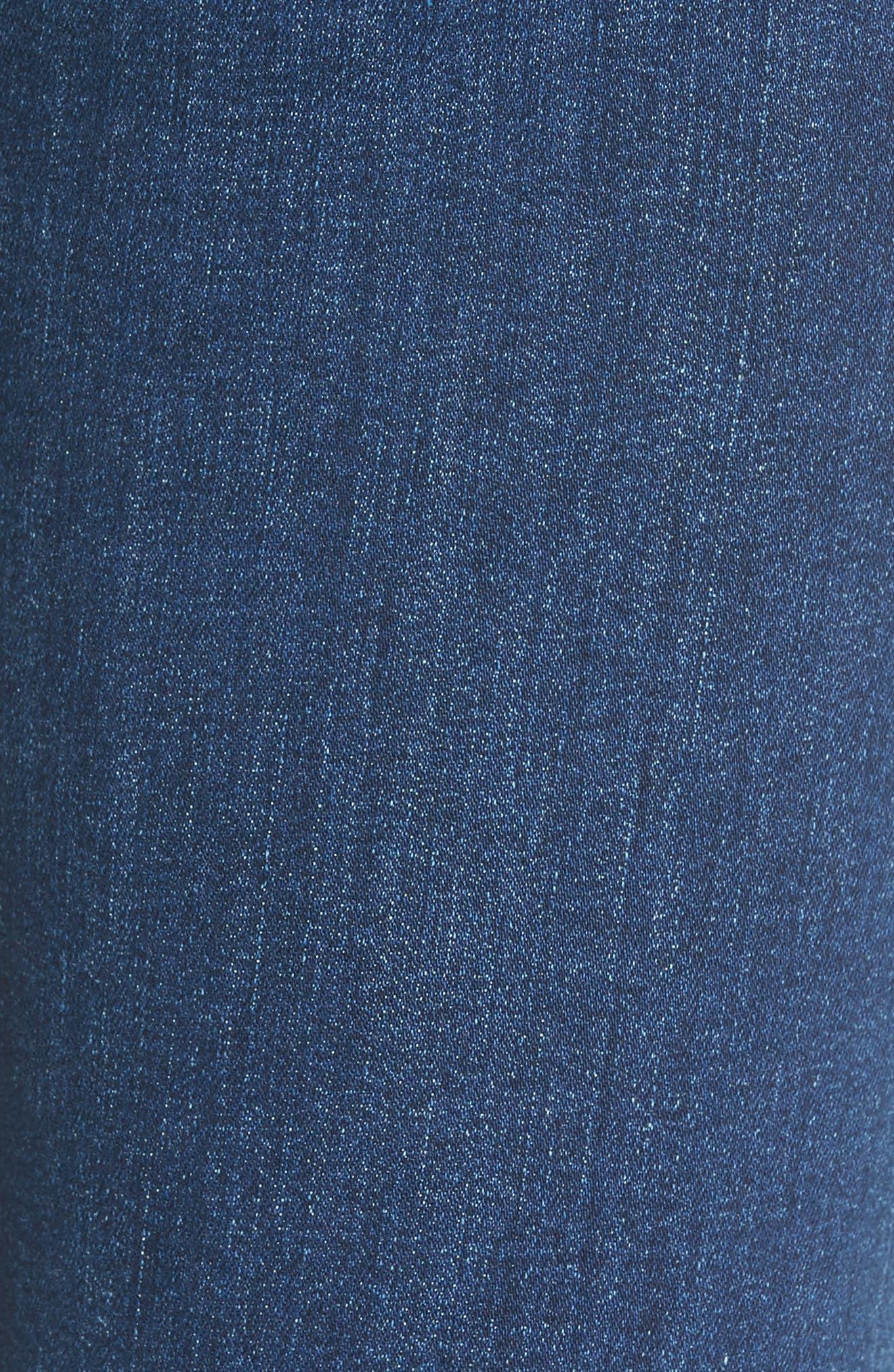 Legacy - Verdugo Step Hem Skinny Jeans,                             Alternate thumbnail 4, color,                             400