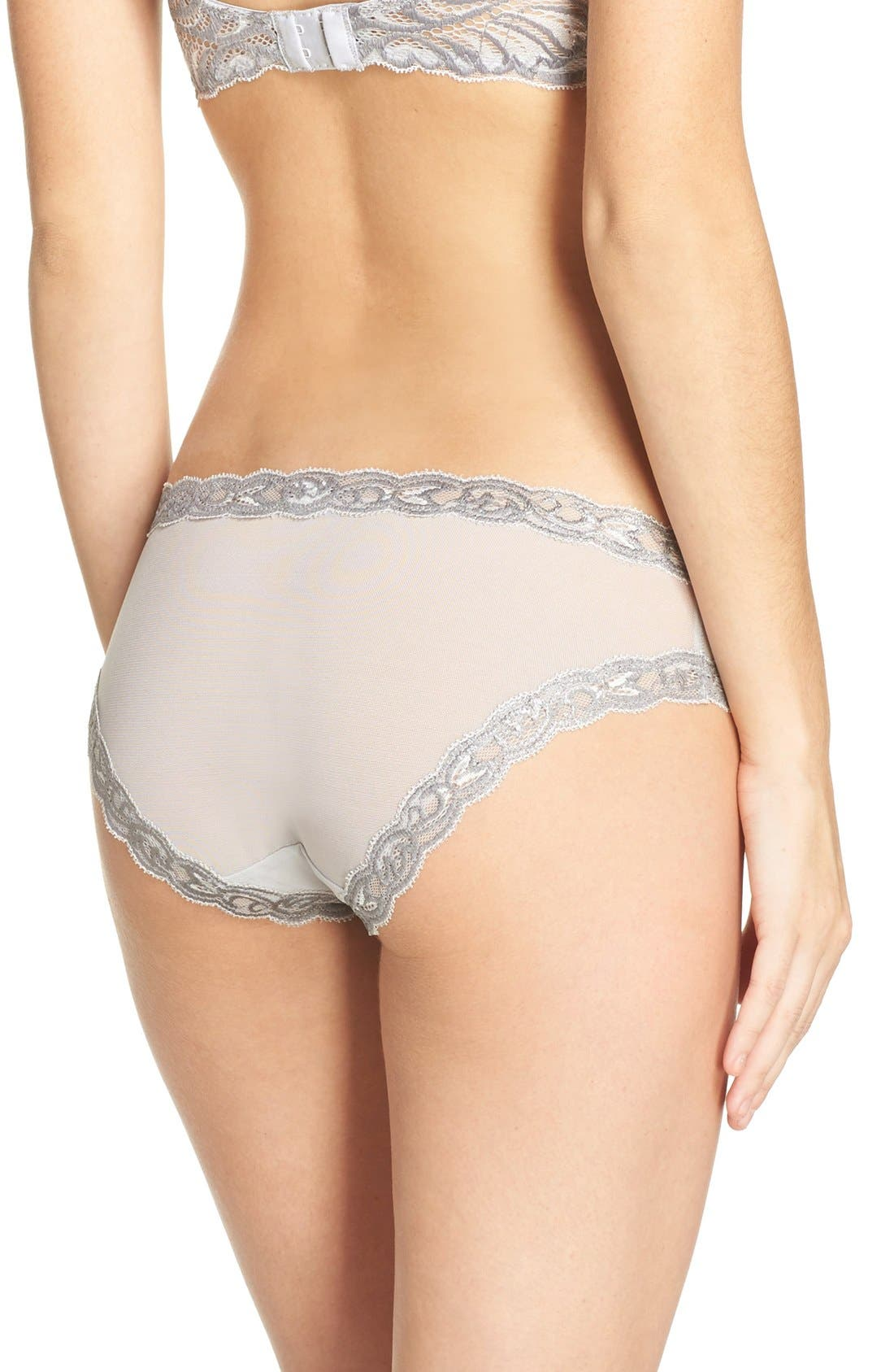 Feathers Hipster Briefs,                             Alternate thumbnail 108, color,