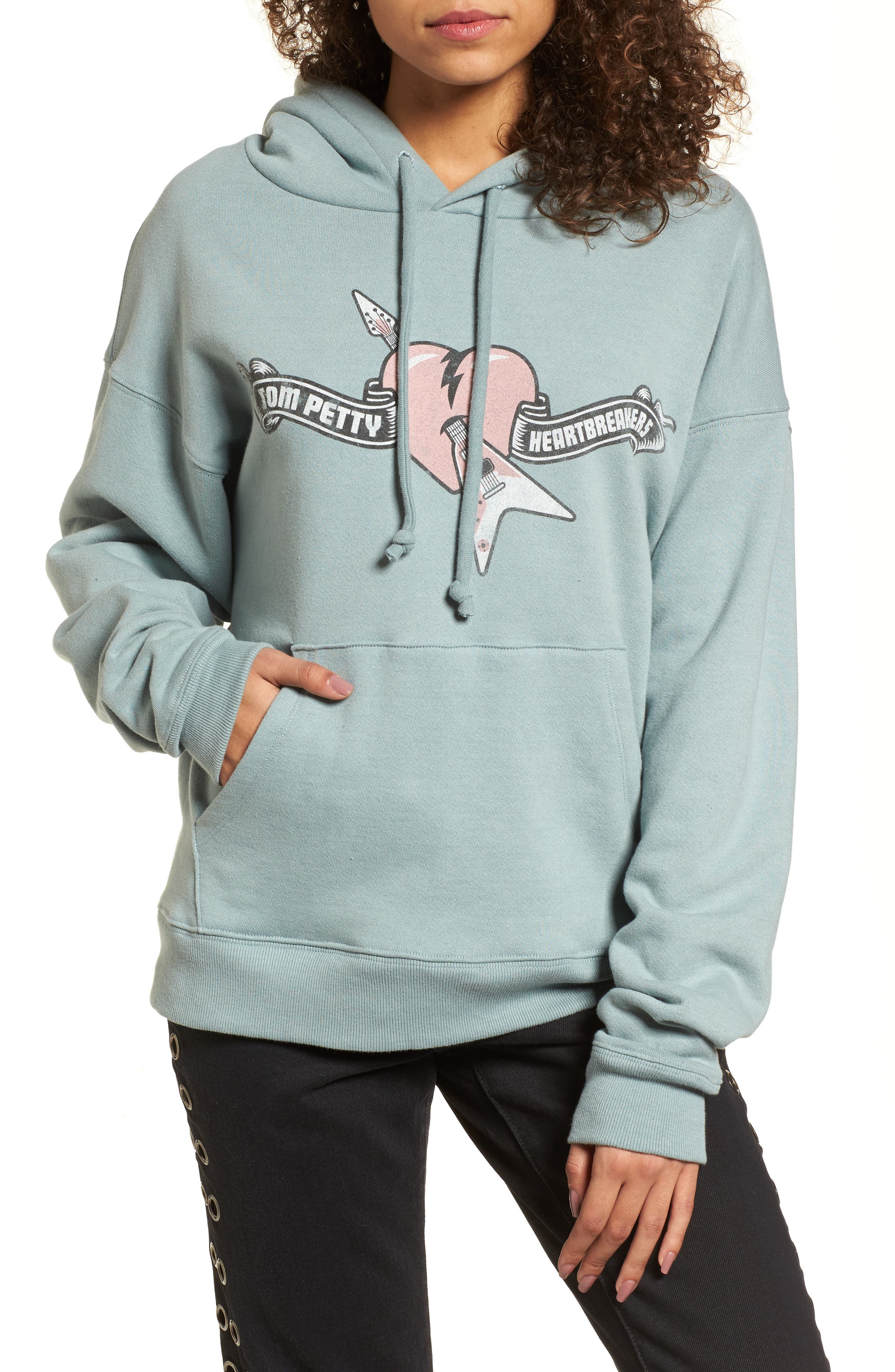 Tom Petty and the Heartbreakers Hoodie,                         Main,                         color, 400