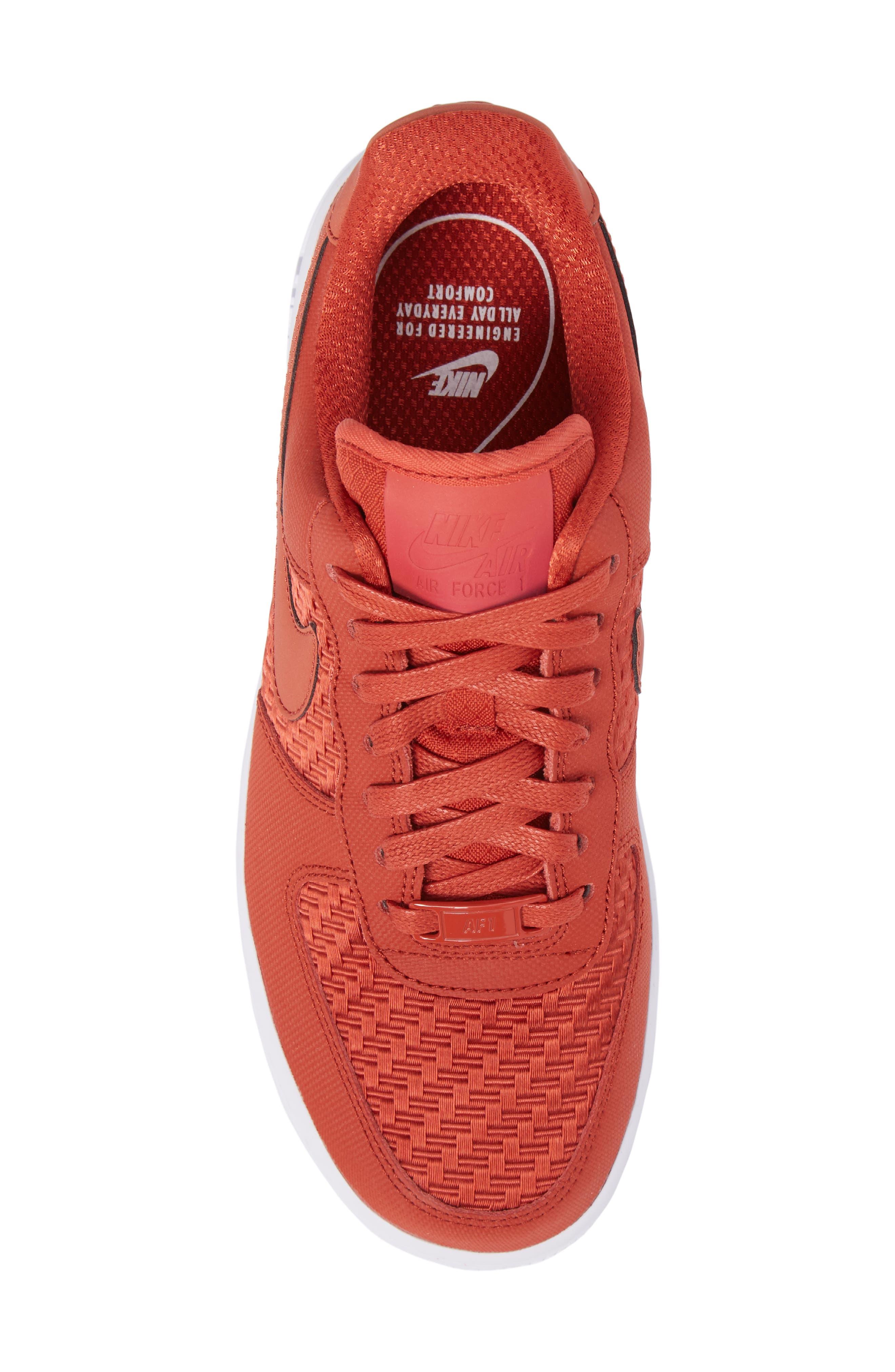 Air Force 1 '07 Pinnacle Sneaker,                             Alternate thumbnail 5, color,                             DRAGON
