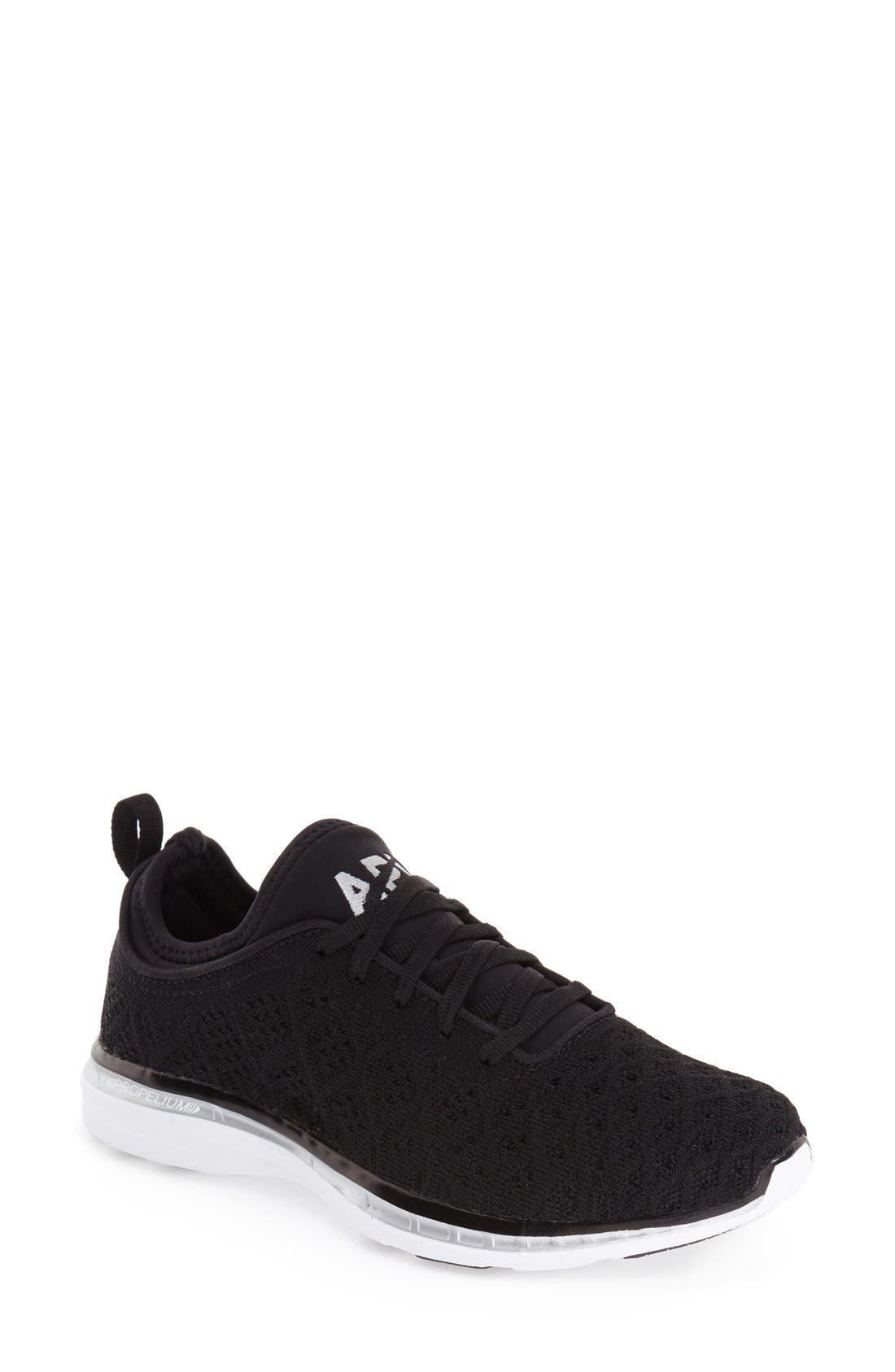 'TechLoom Phantom' Running Shoe, Main, color, 001