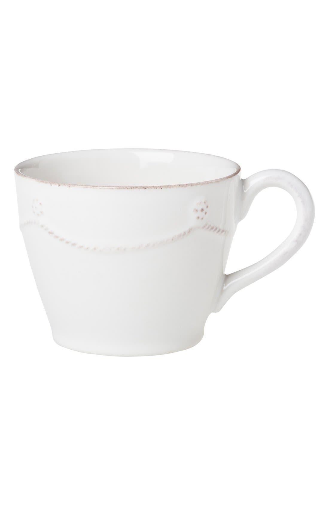 'Berry and Thread' Tea &Coffee Cup,                             Main thumbnail 1, color,                             100