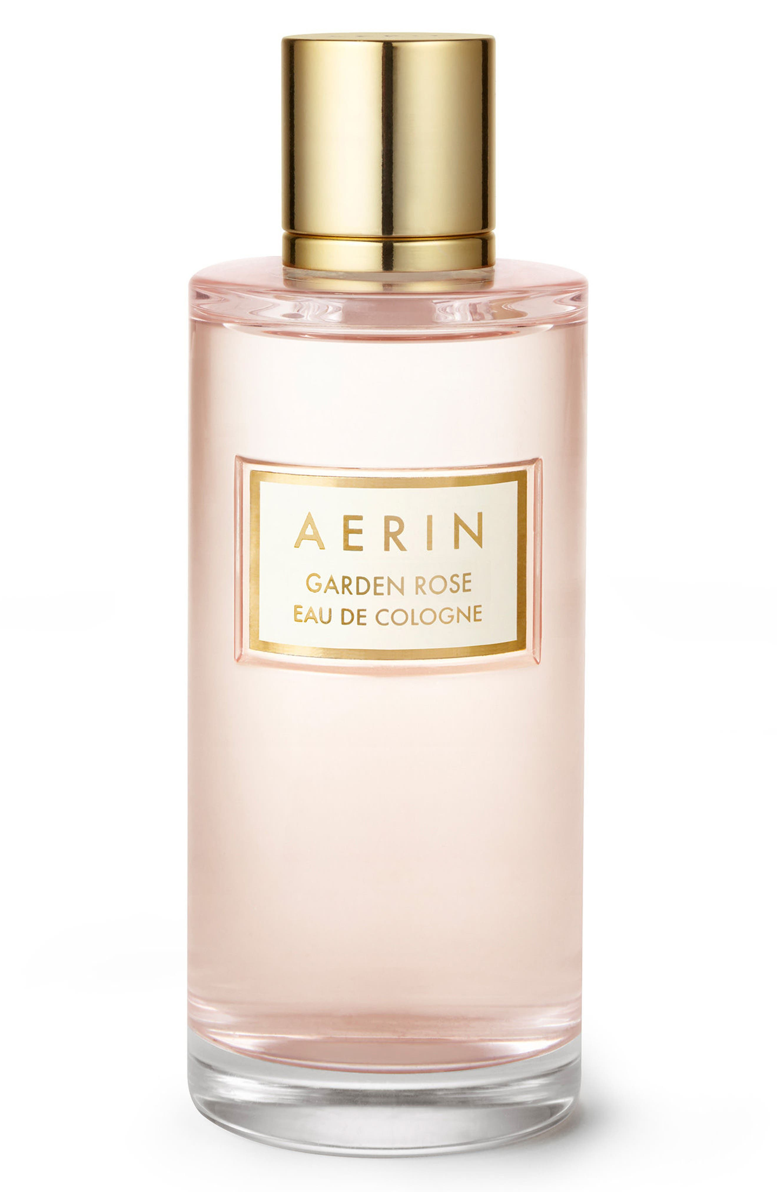 AERIN Beauty Garden Rose Eau de Cologne,                             Main thumbnail 1, color,                             NO COLOR