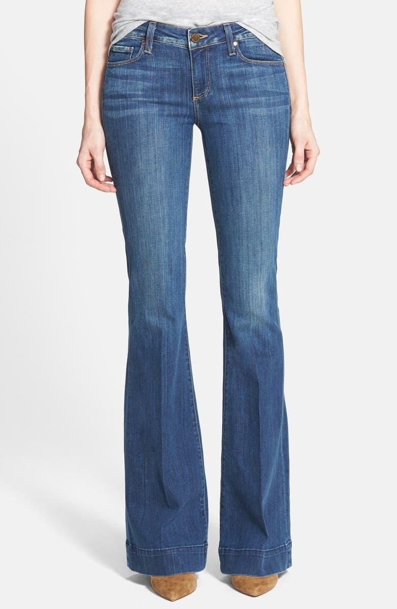 fdccb959dbcff Paige Denim  Fiona  Flare Jeans (Orson Blue)