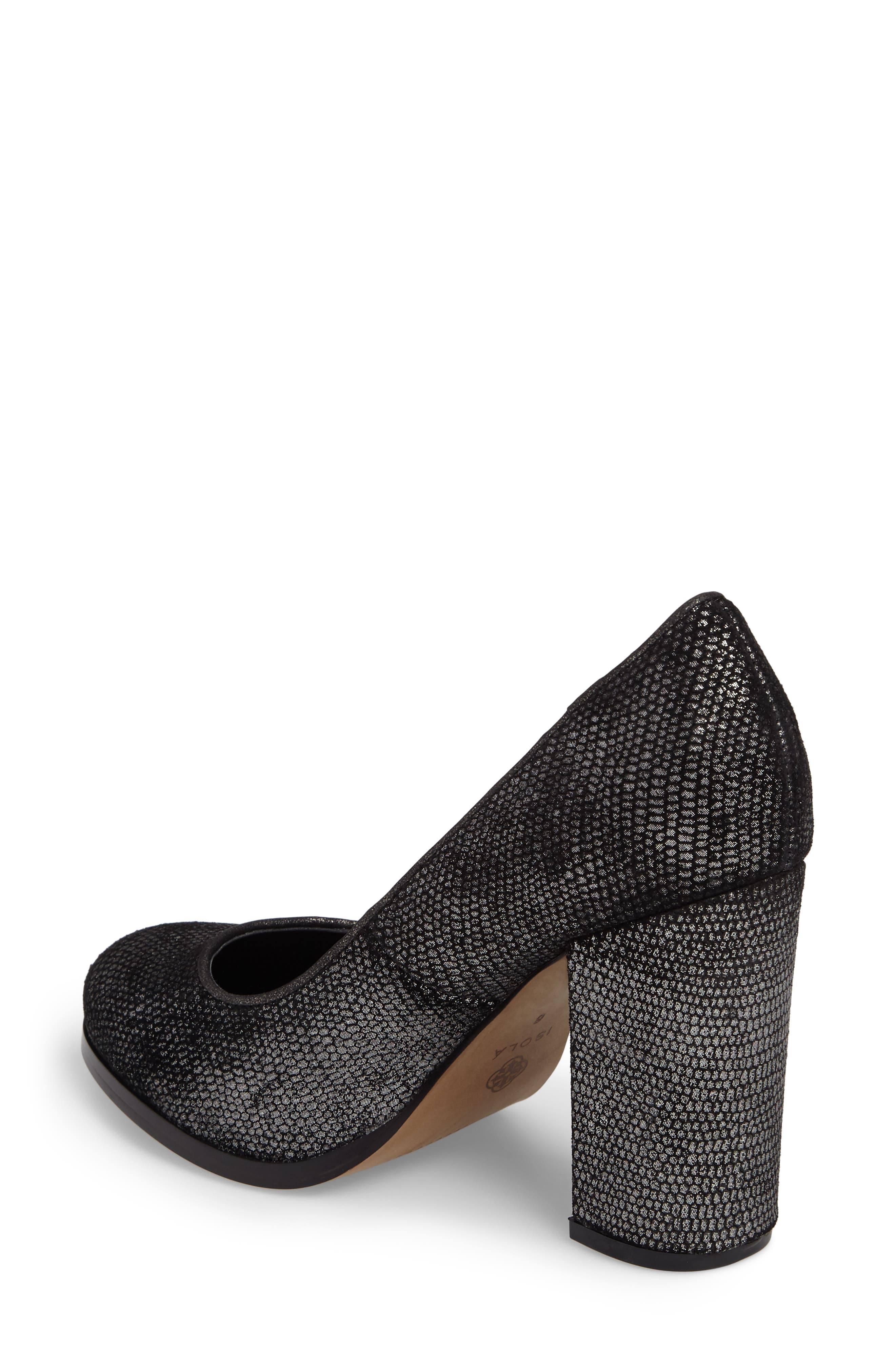 Hayley Pump,                             Alternate thumbnail 2, color,                             PEWTER FABRIC