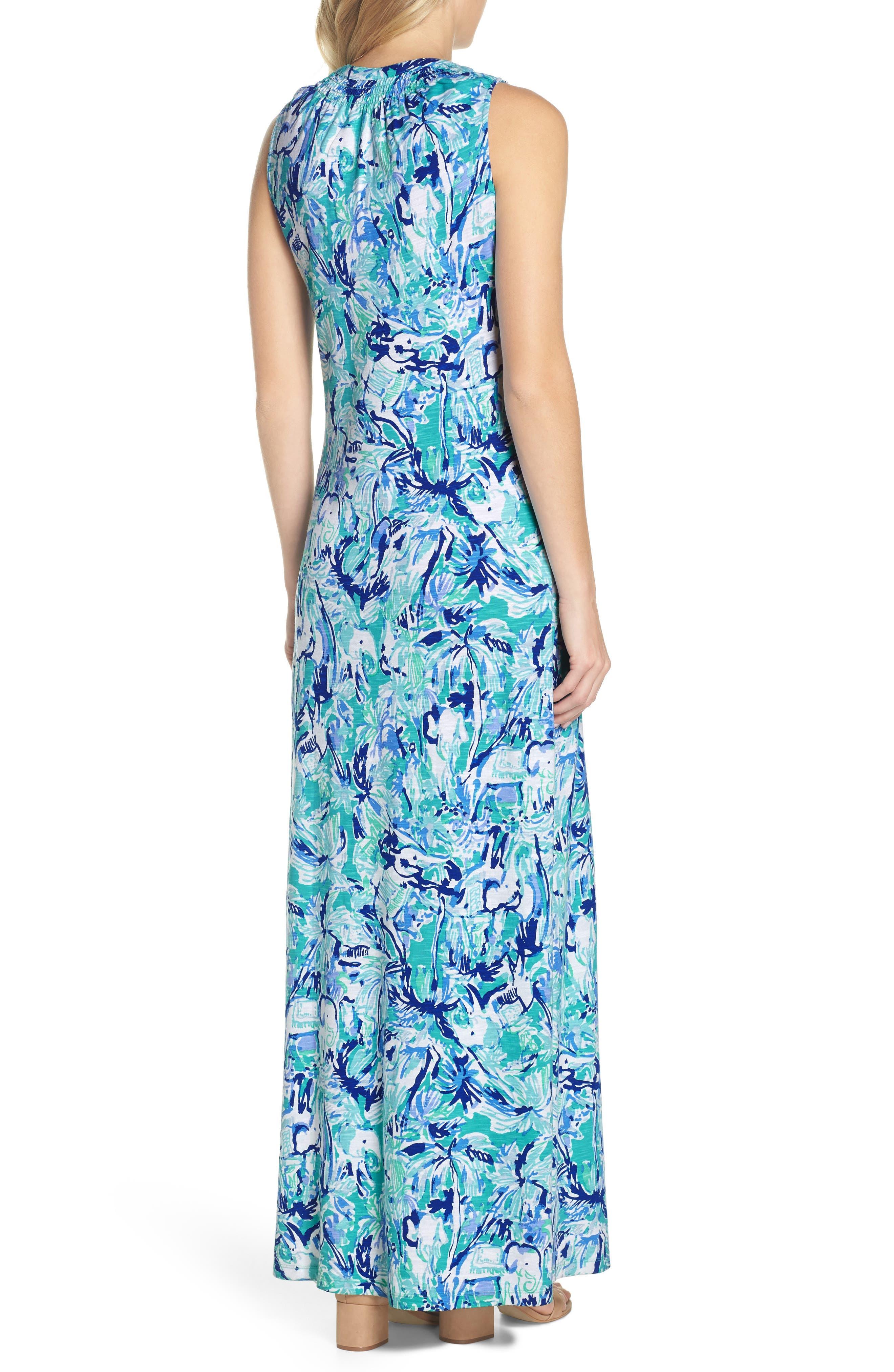 Essie Maxi Dress,                             Alternate thumbnail 2, color,                             421