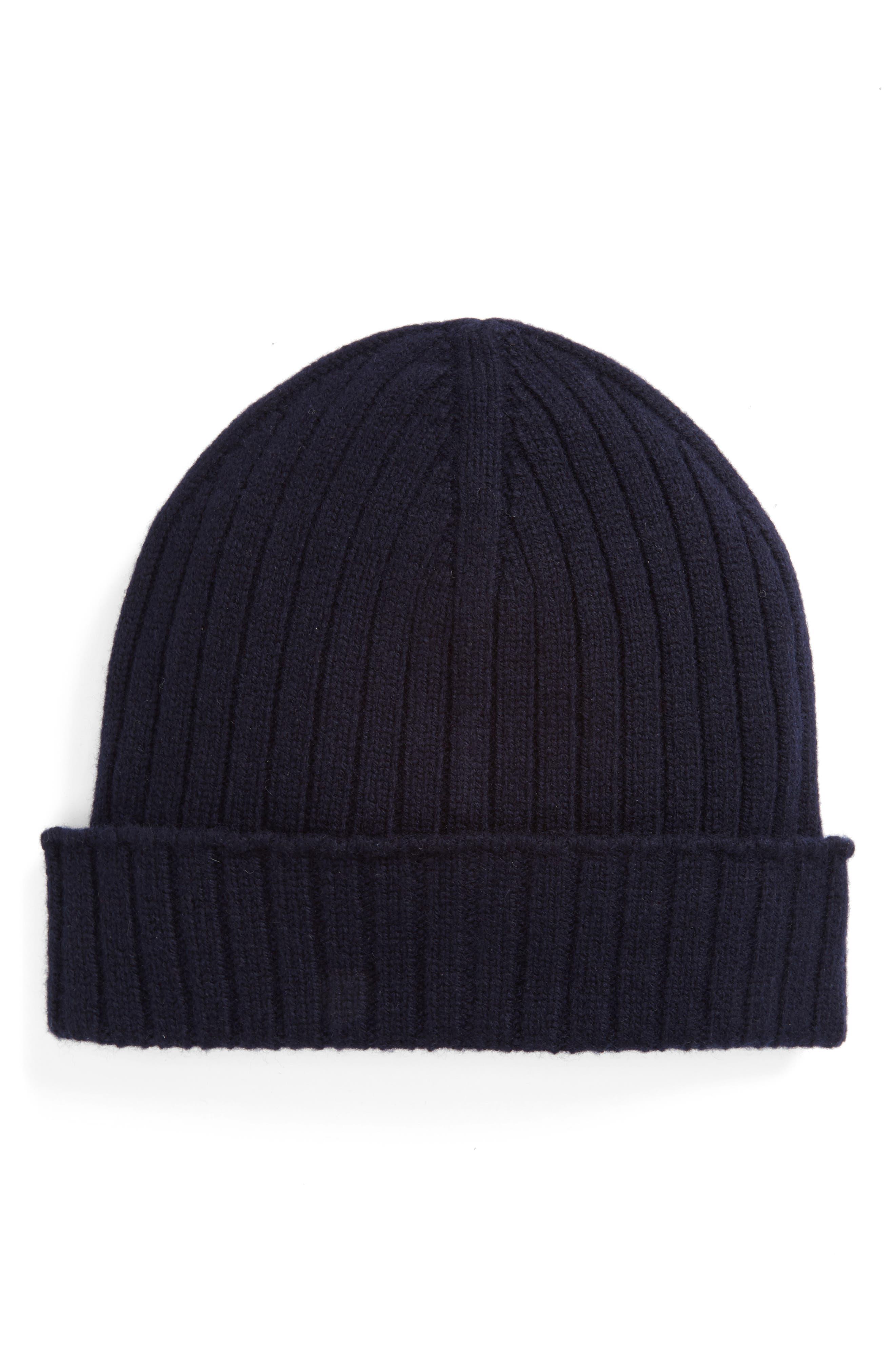Wool Knit Cap,                             Main thumbnail 3, color,