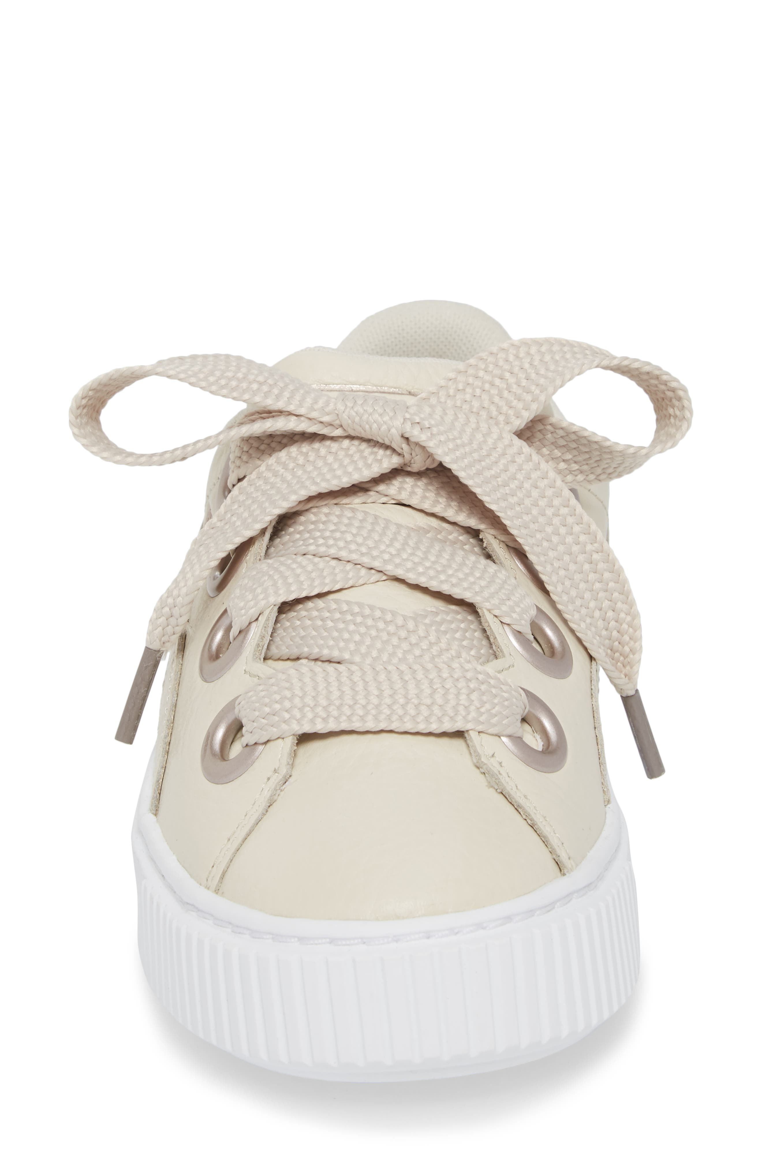 Platform Kiss Sneaker,                             Alternate thumbnail 4, color,