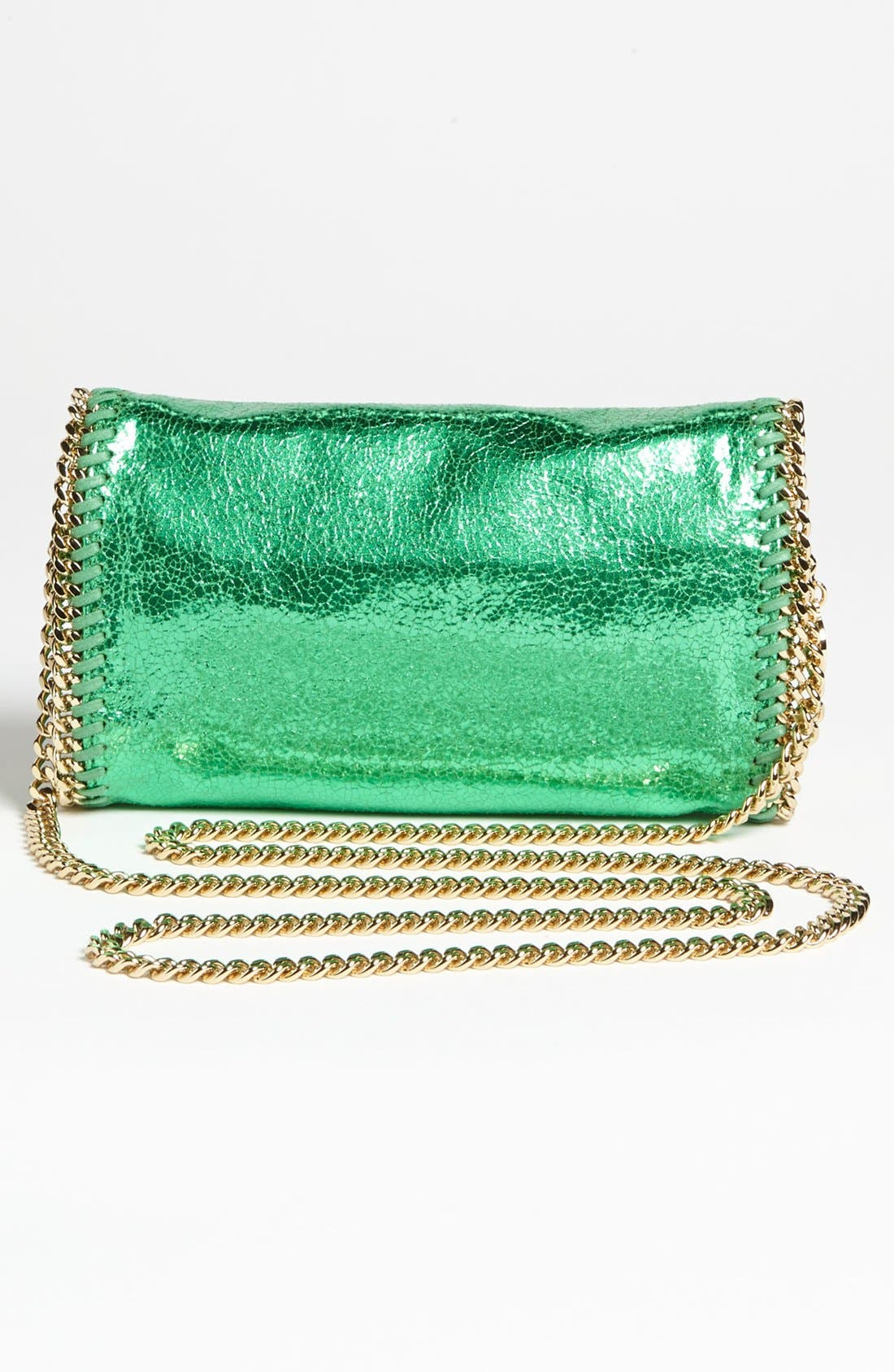 'Falabella - Cracle' Crossbody Bag,                             Alternate thumbnail 3, color,                             320