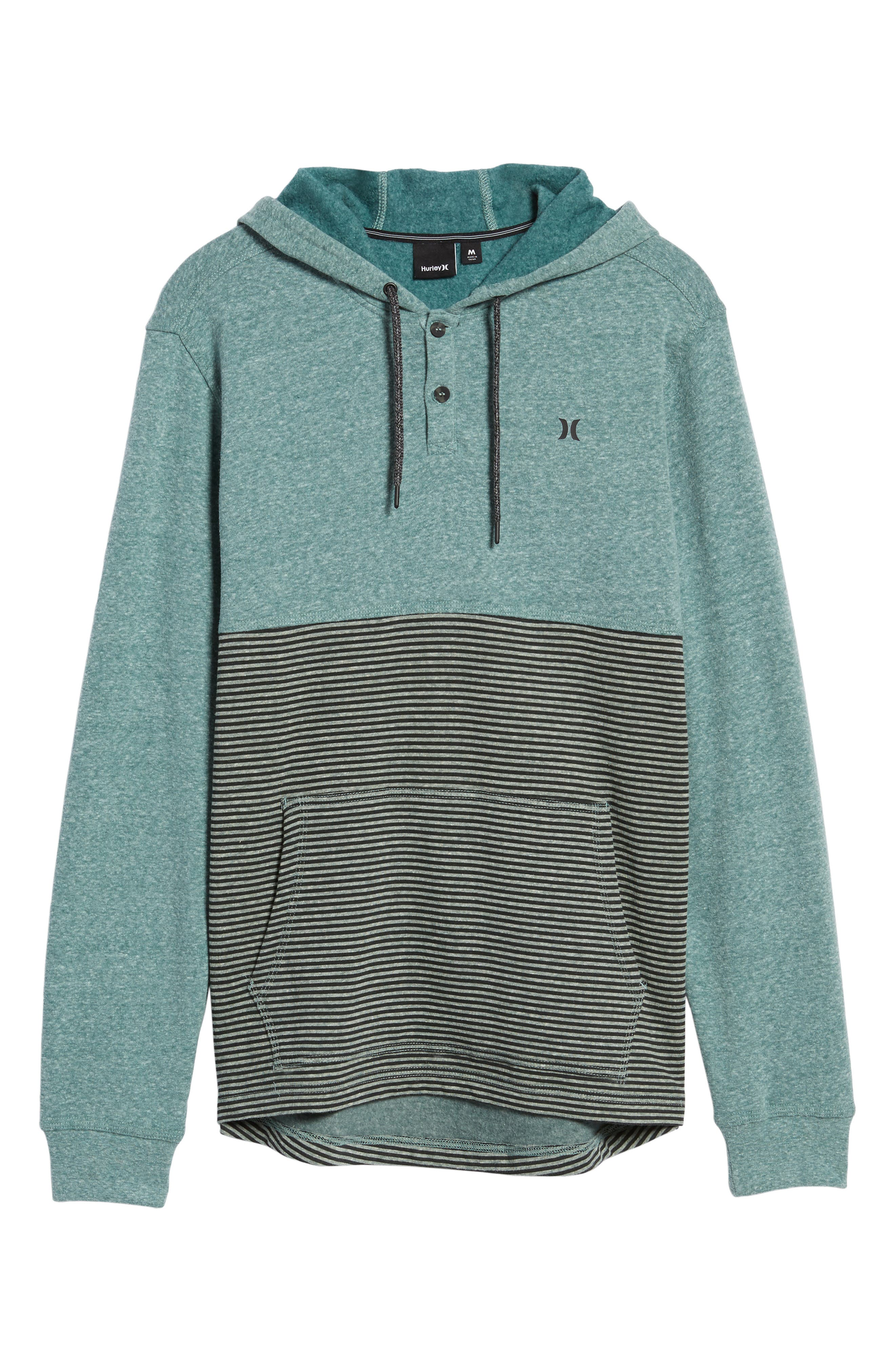 Bayside Pullover Hoodie,                             Alternate thumbnail 17, color,