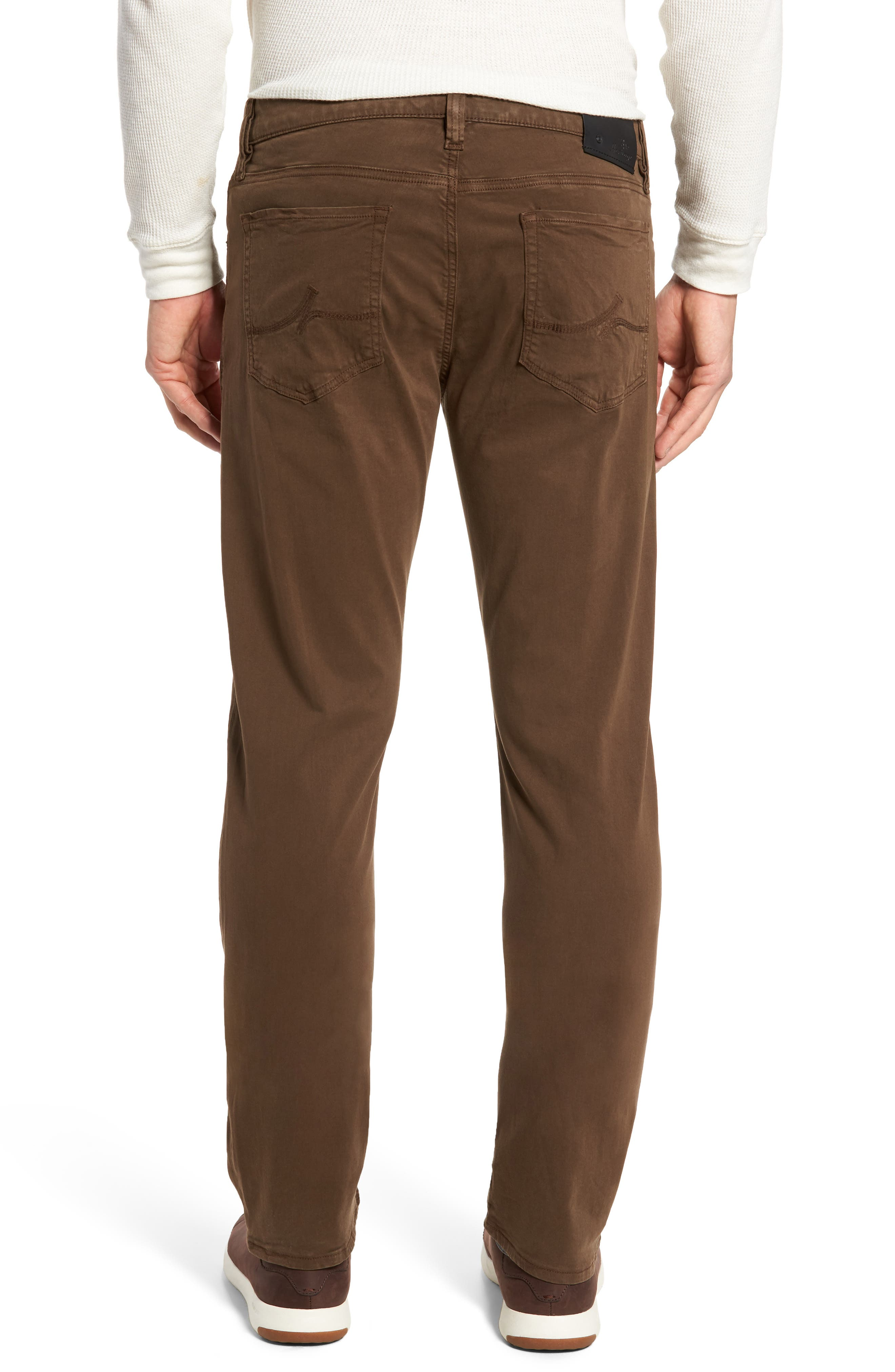Courage Straight Leg Twill Pants,                             Alternate thumbnail 2, color,                             200