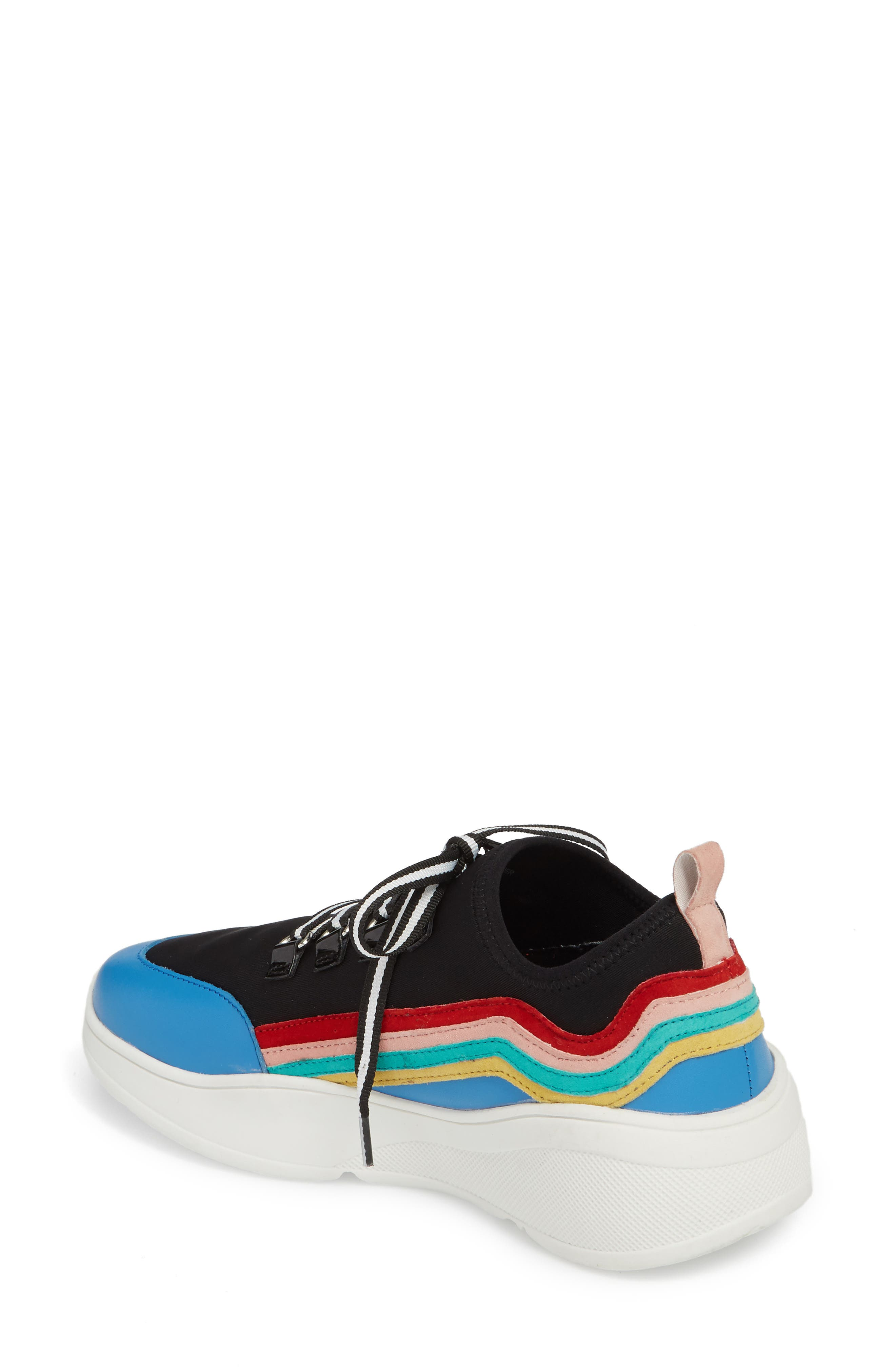 Cavo Rainbow Sneaker,                             Alternate thumbnail 2, color,                             015
