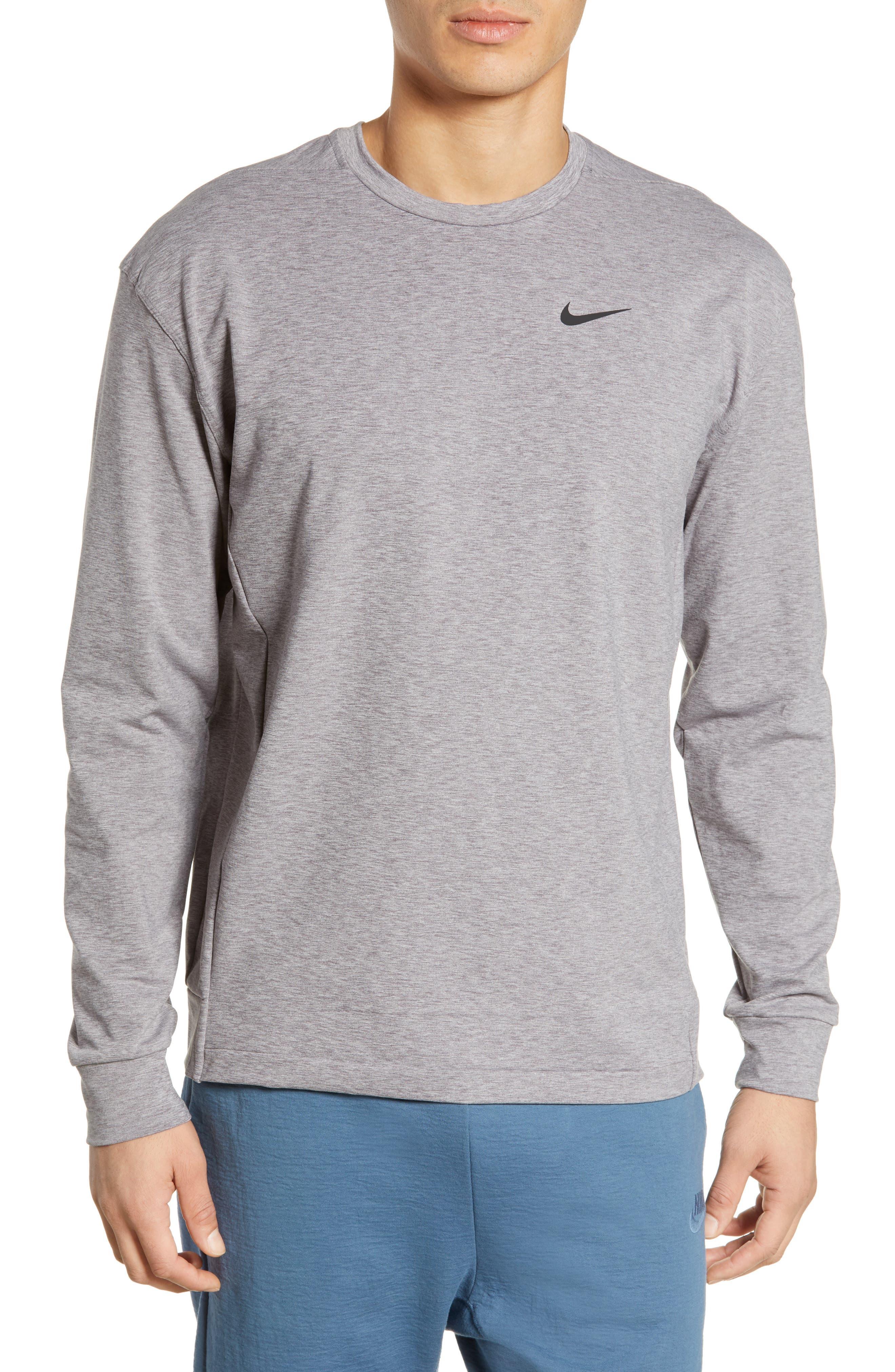 Nike Dry Crewneck T-Shirt