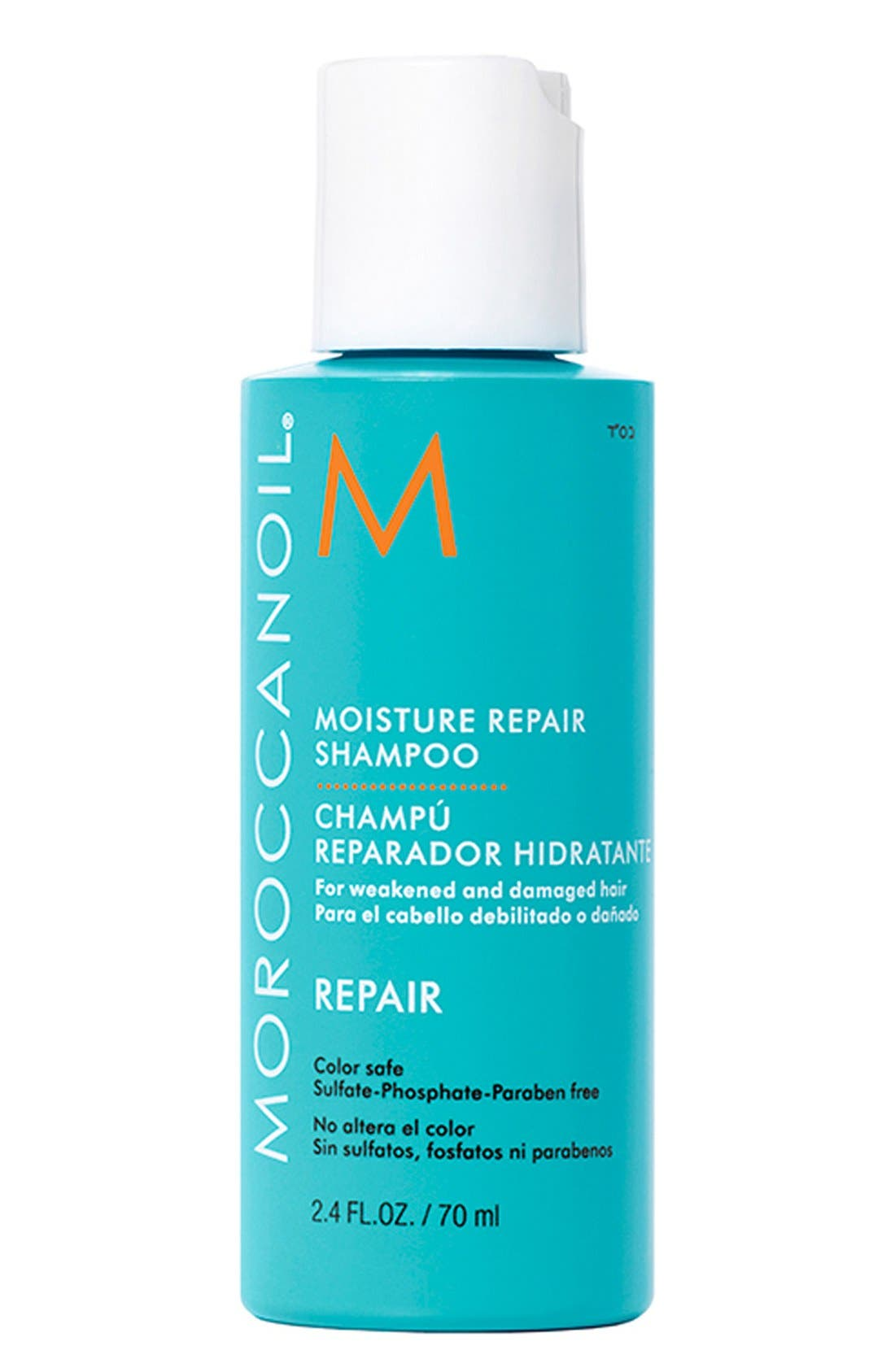 Moisture Repair Shampoo,                             Main thumbnail 1, color,                             NO COLOR