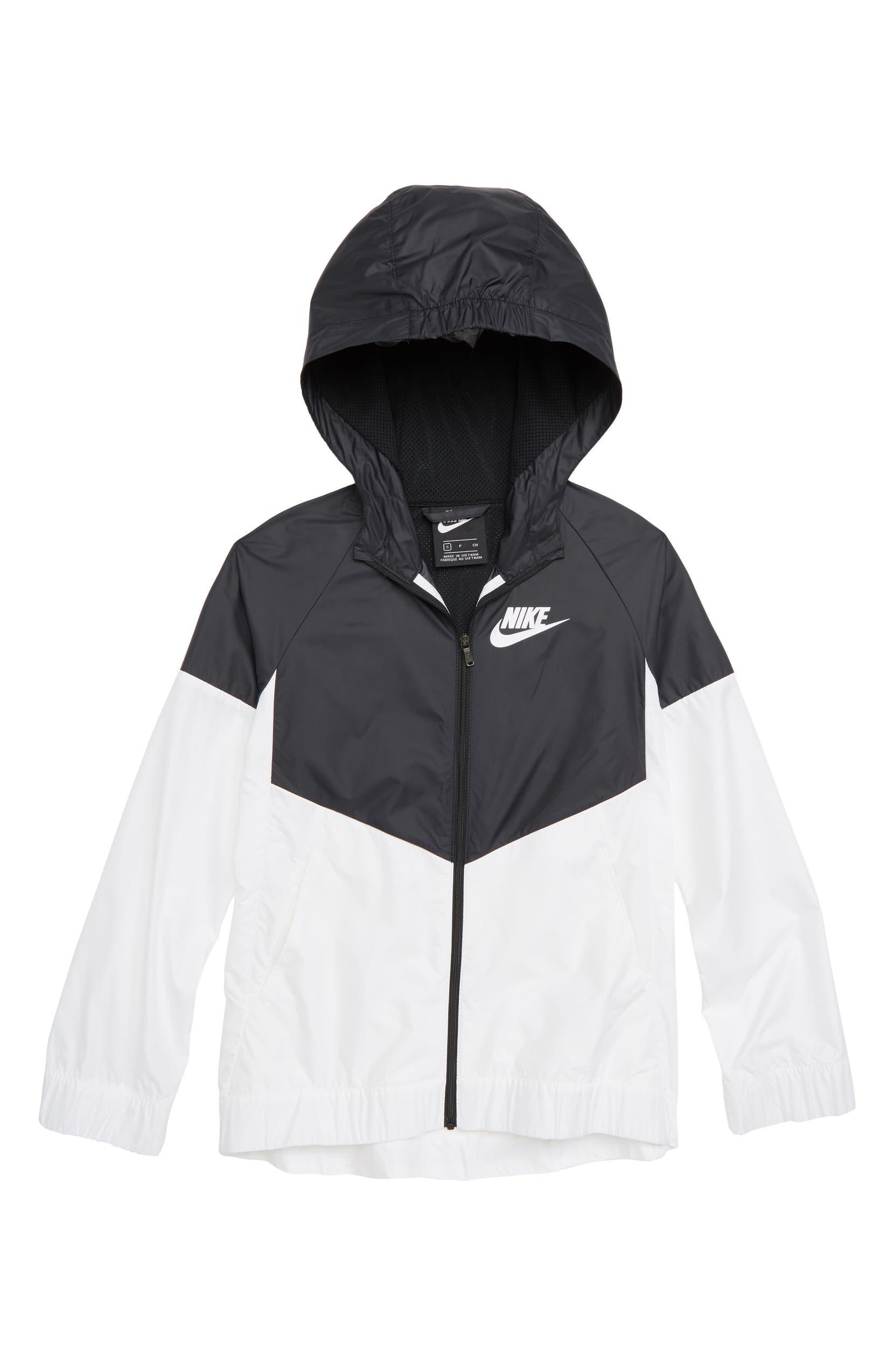 716af76a37 Nike Sportswear Windrunner Jacket (Big Girls)