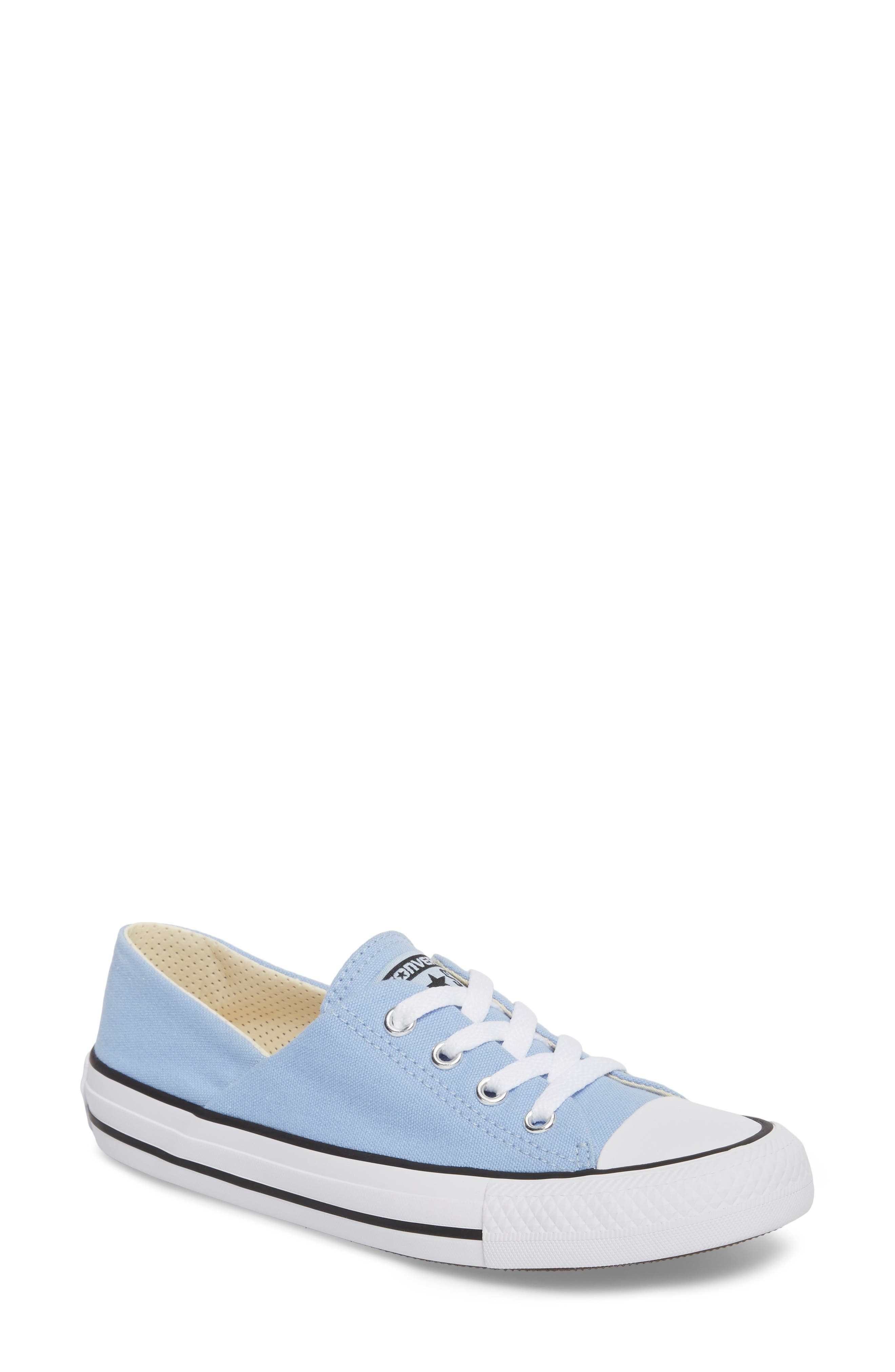 Chuck Taylor<sup>®</sup> All Star<sup>®</sup> Coral Ox Low Top Sneaker,                             Main thumbnail 1, color,                             457