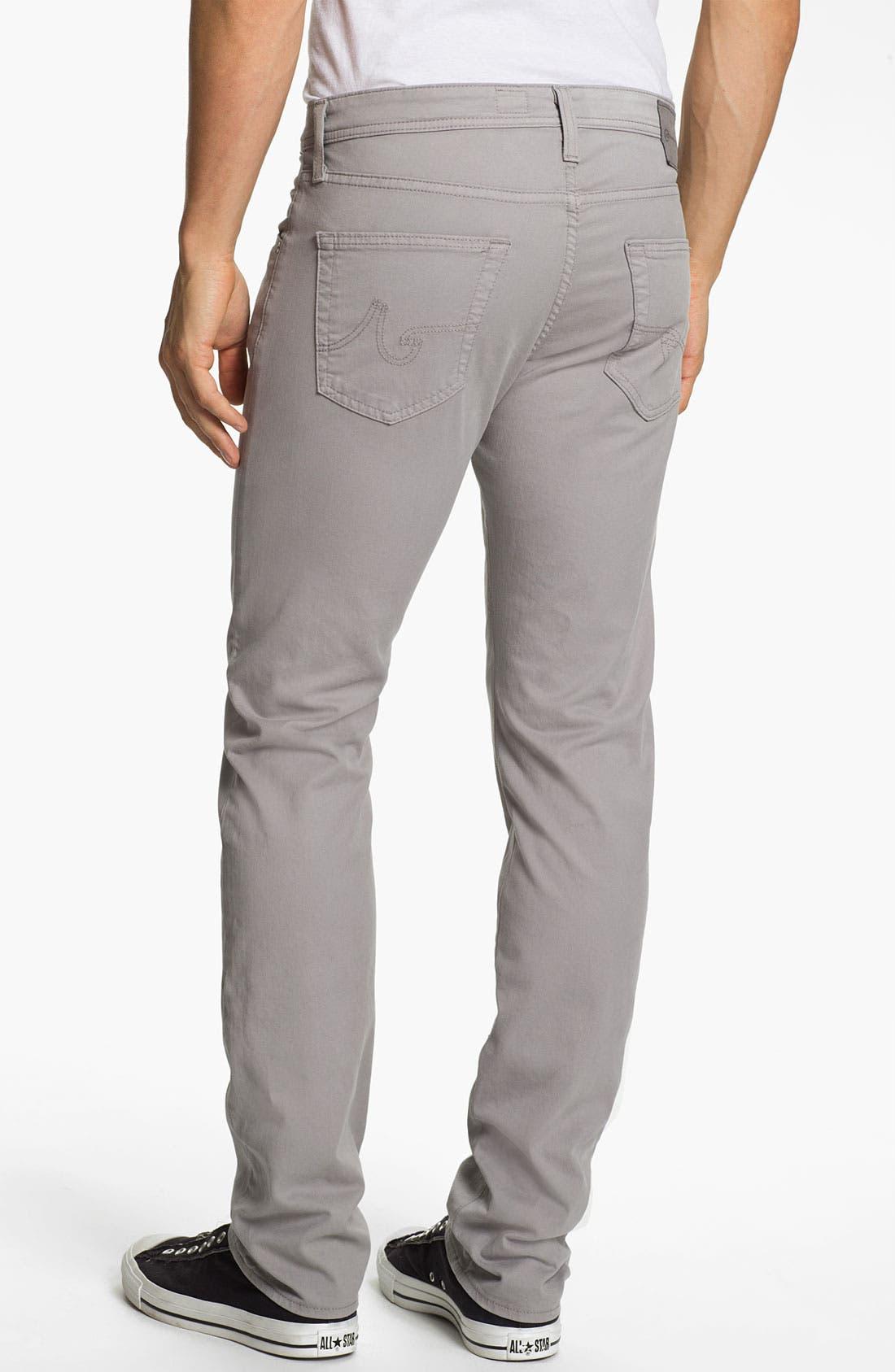'Matchbox BES' Slim Fit Pants,                             Alternate thumbnail 100, color,