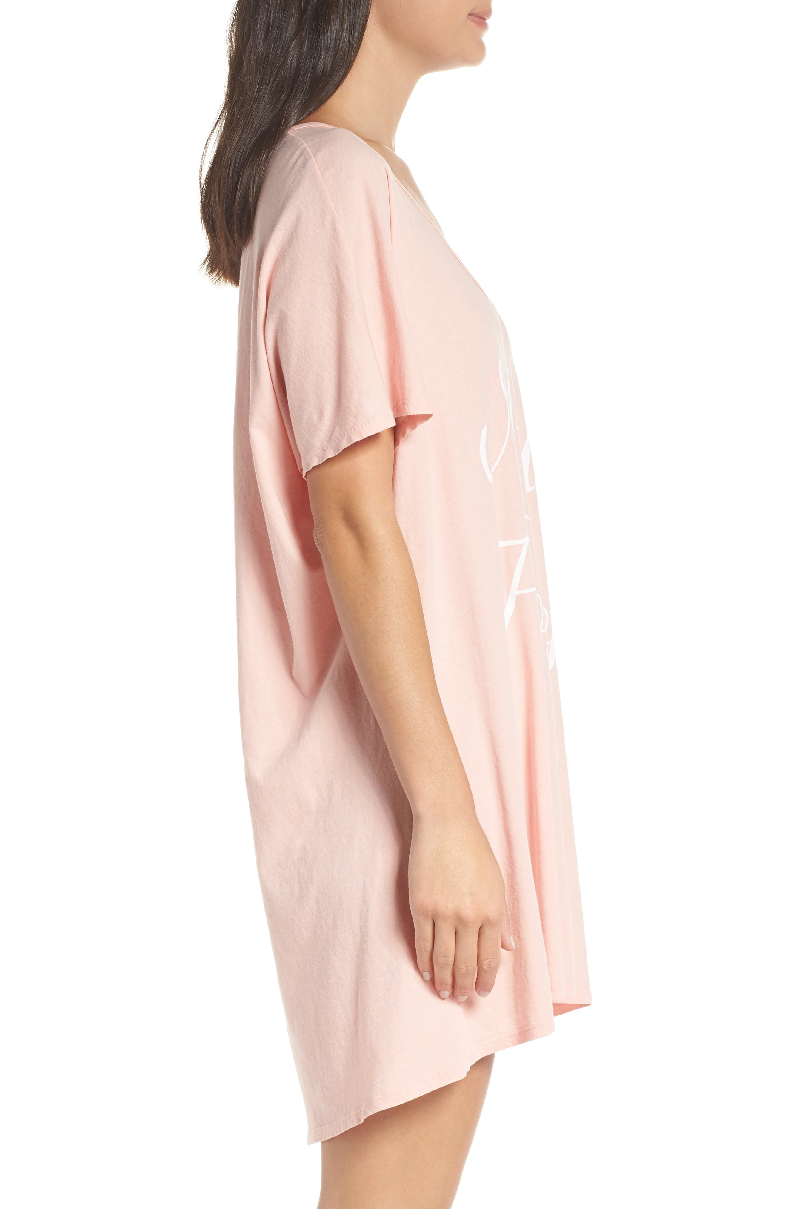 Maid of Honor Tunic,                             Alternate thumbnail 3, color,                             PINK