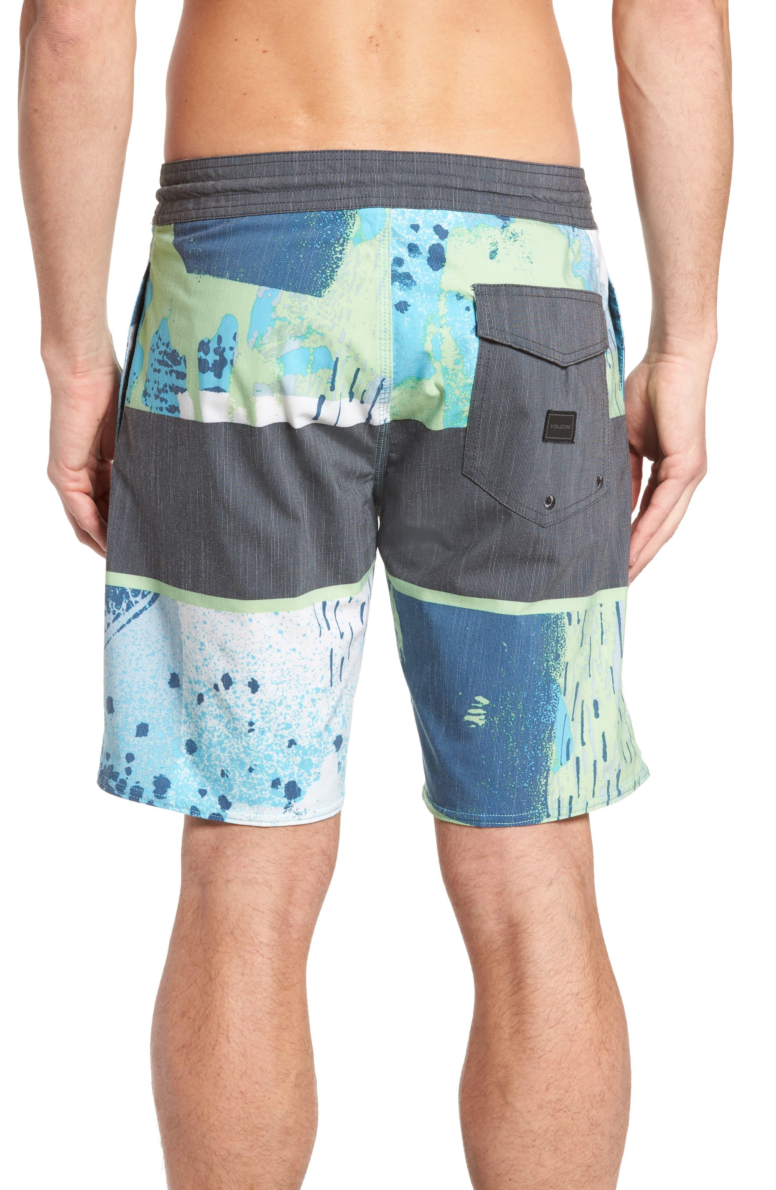 3 Quarta Board Shorts,                             Alternate thumbnail 2, color,                             457