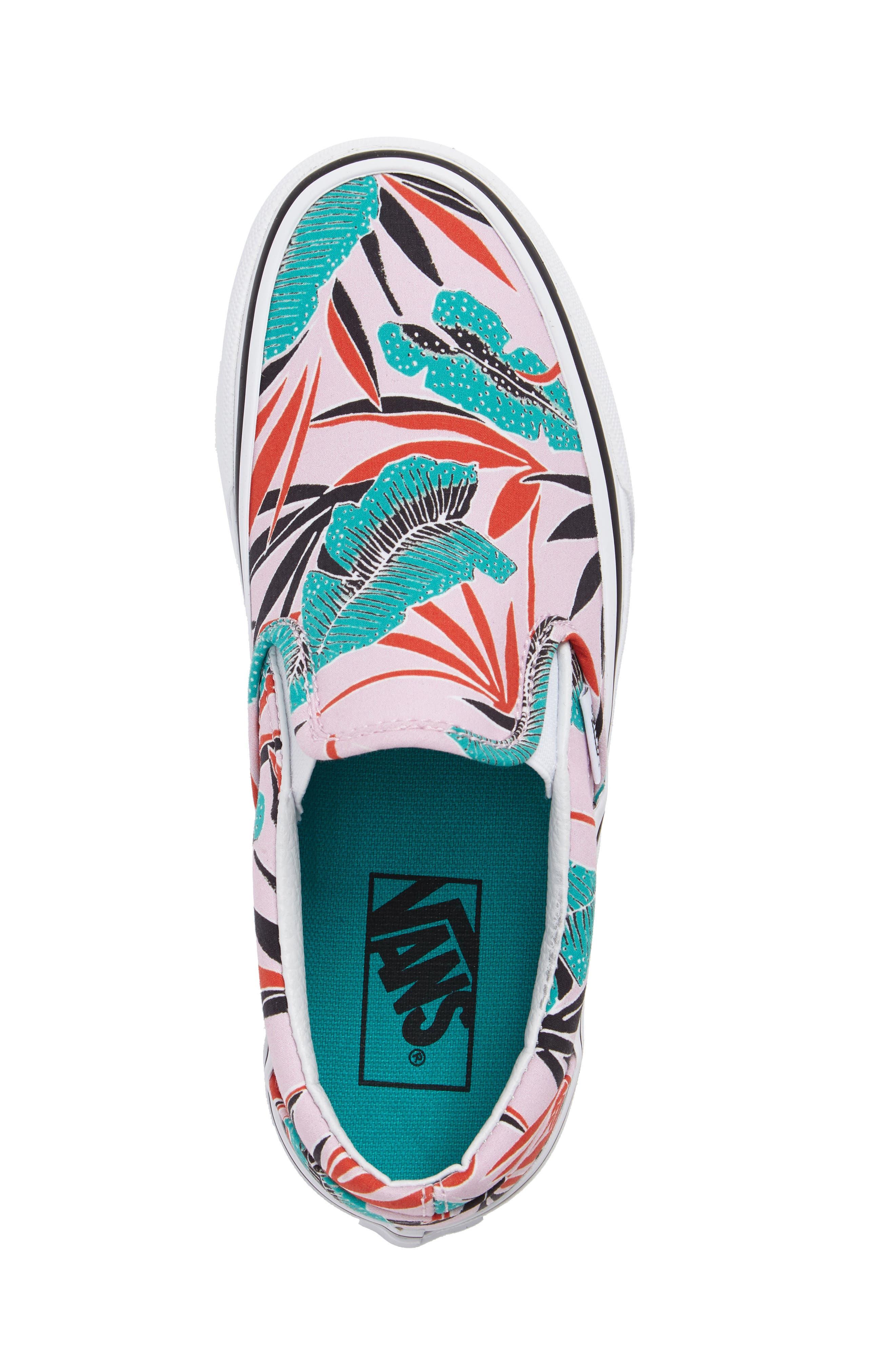 Classic Slip-On Sneaker,                             Alternate thumbnail 411, color,