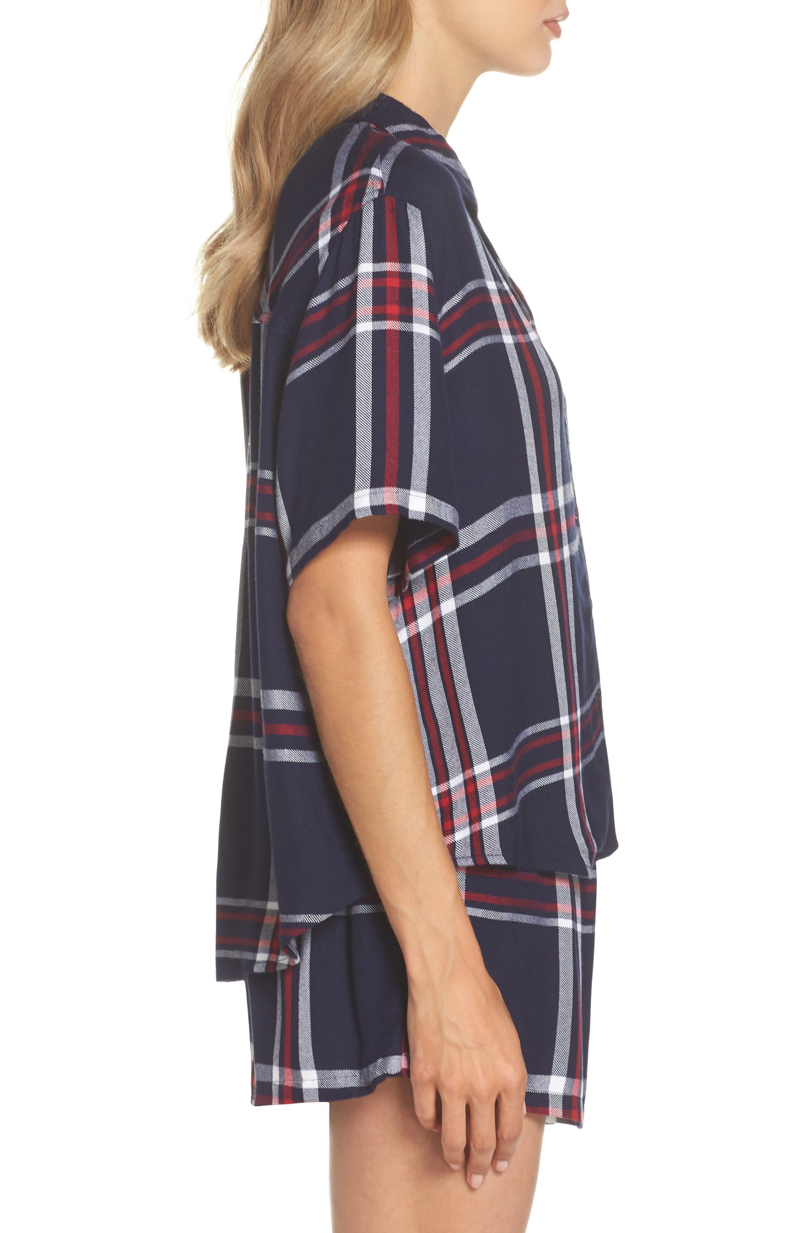 Short Pajamas,                             Alternate thumbnail 3, color,                             426