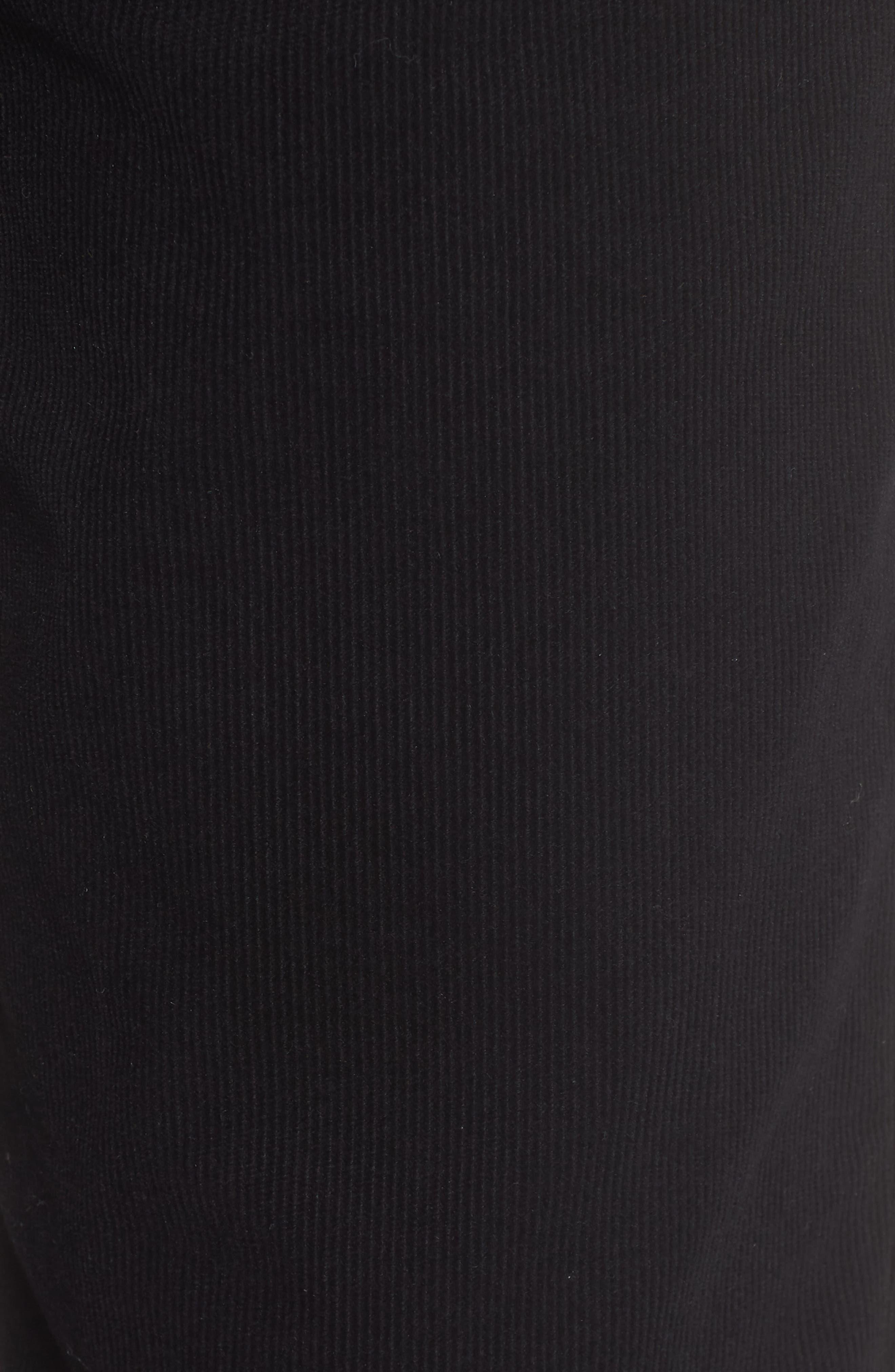 AG,                             Elvie High Waist Crop Corduroy Trousers,                             Alternate thumbnail 6, color,                             010