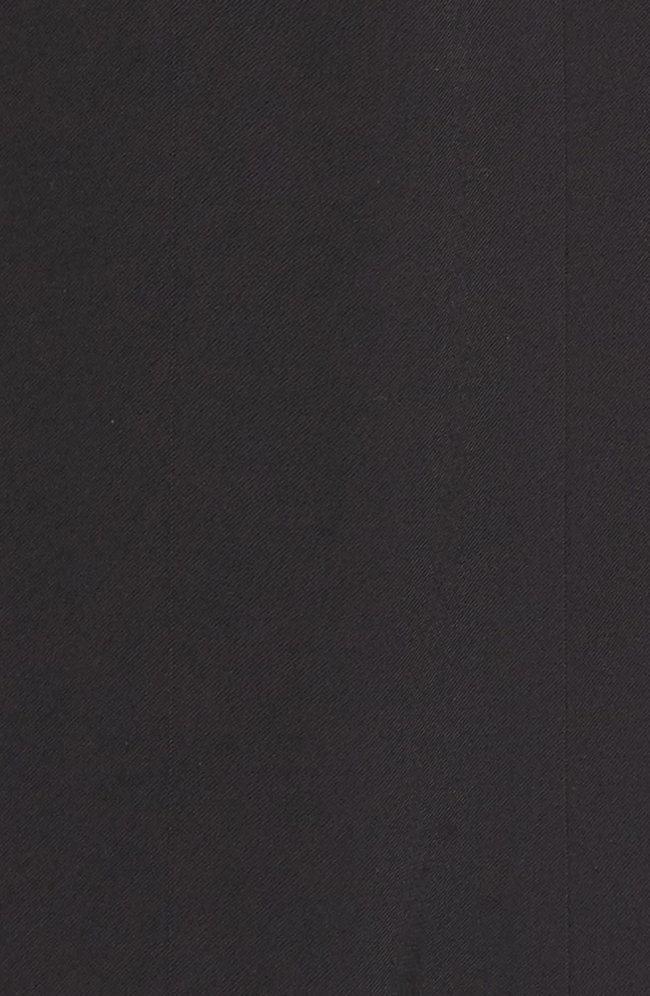 Ossie Long Vest,                             Alternate thumbnail 5, color,                             001