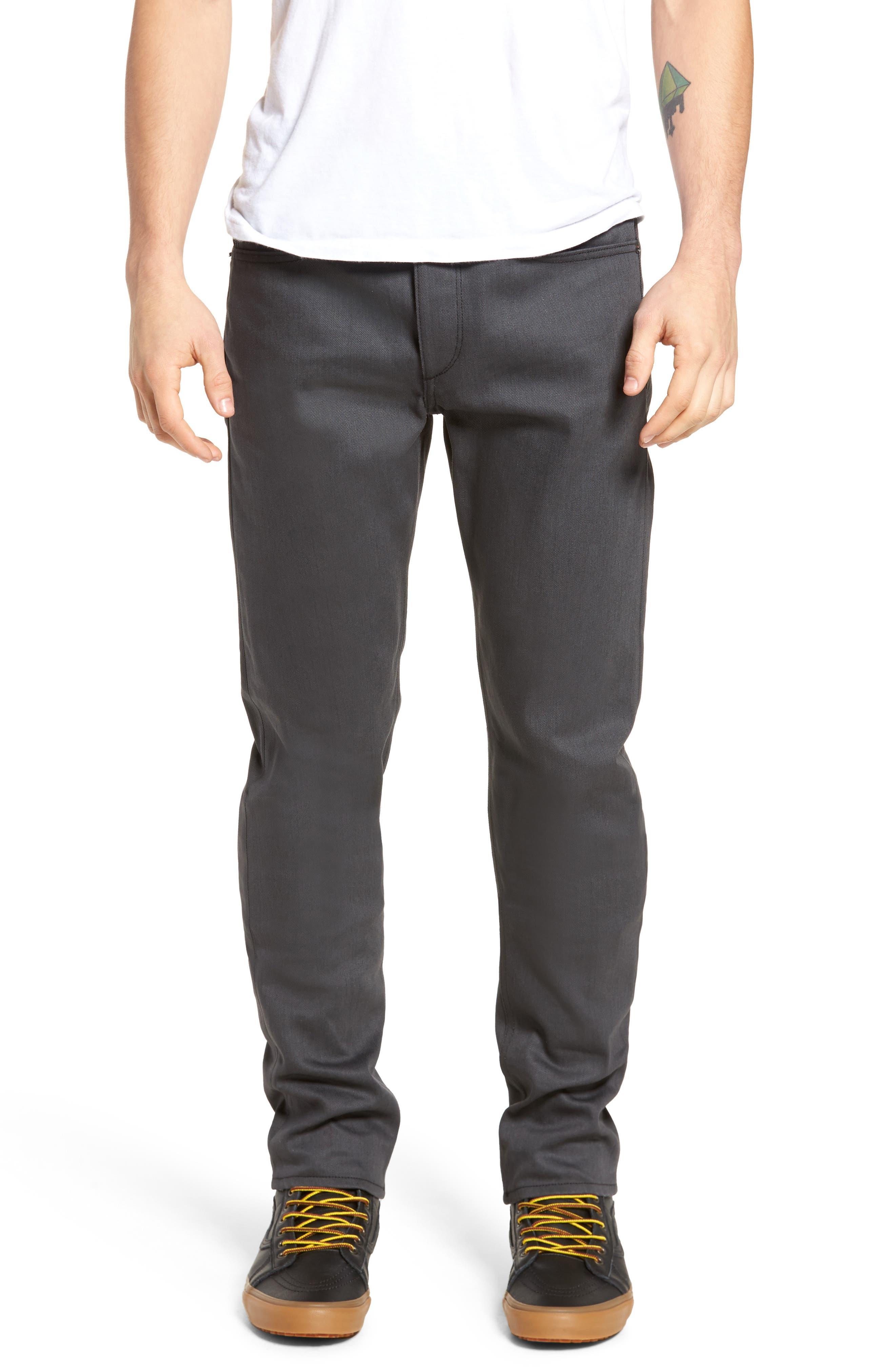 Fit 2 Slim Fit Jeans,                             Main thumbnail 1, color,                             002