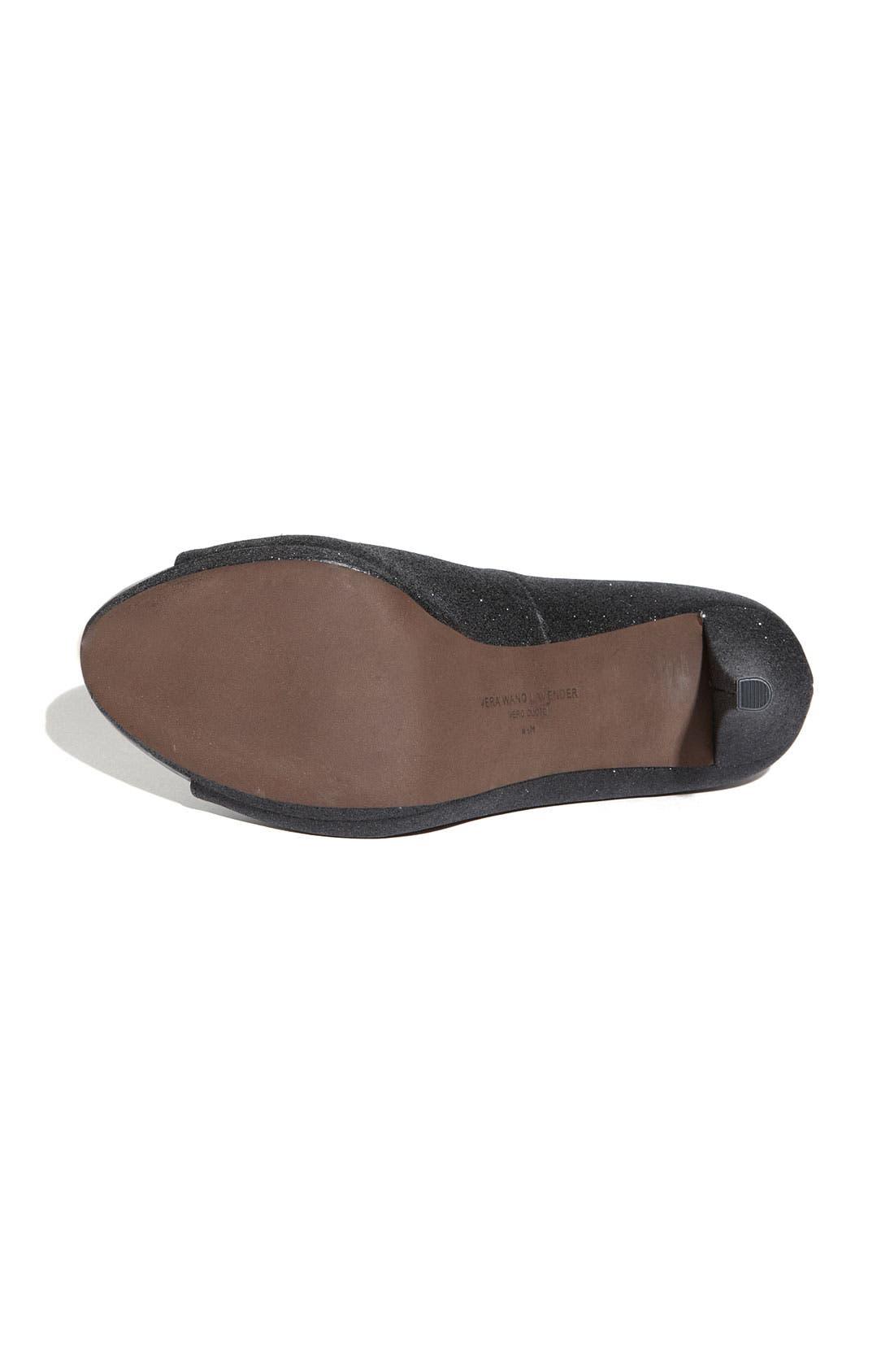 Footwear 'Selima' Peep Toe Pump,                             Alternate thumbnail 20, color,